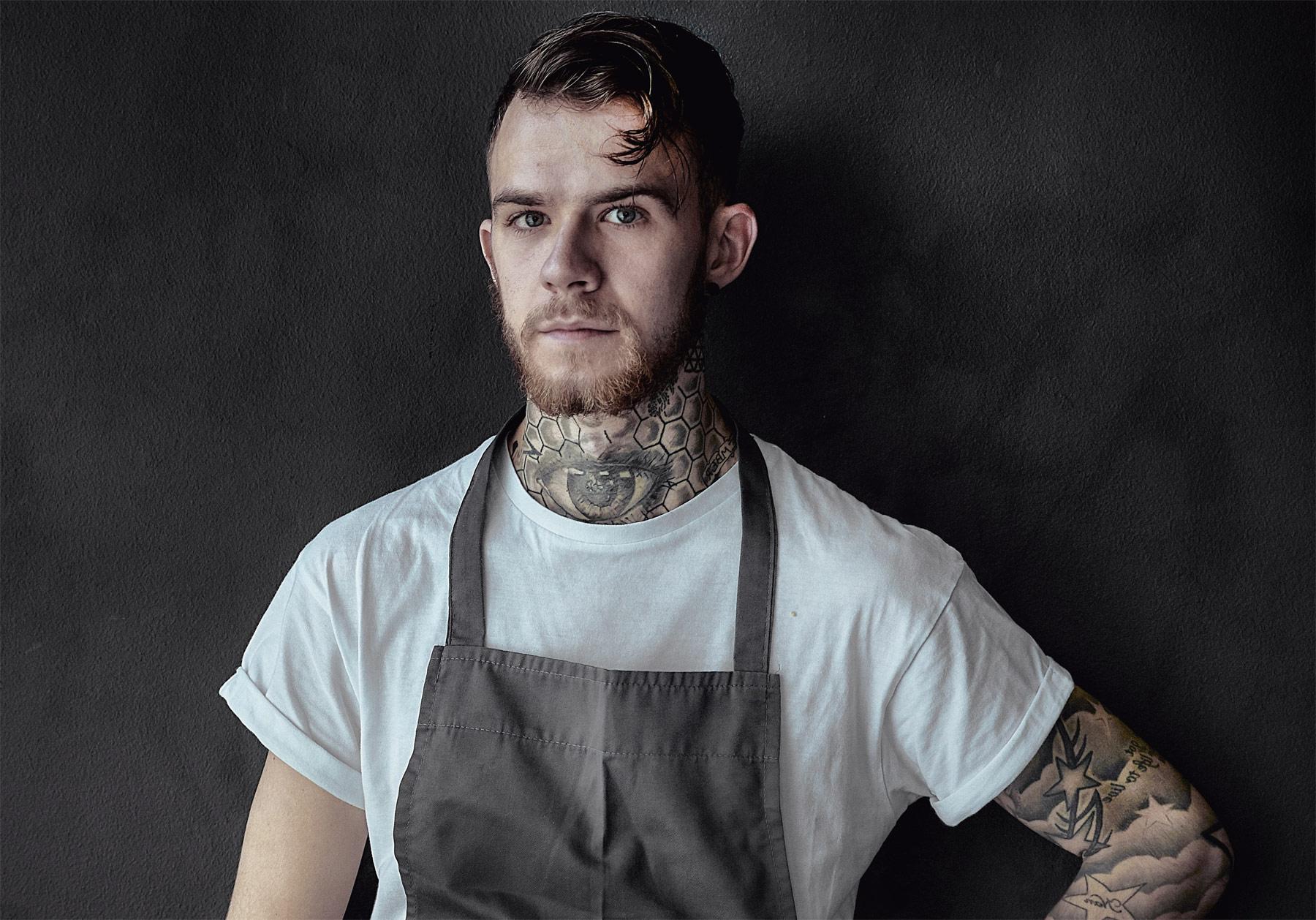 Chef Ben Murphy