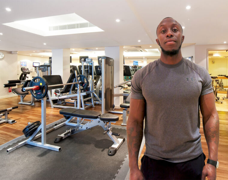 K Fit Personal Trainer Clifton Goldson's Guide To Year-Round Fitness
