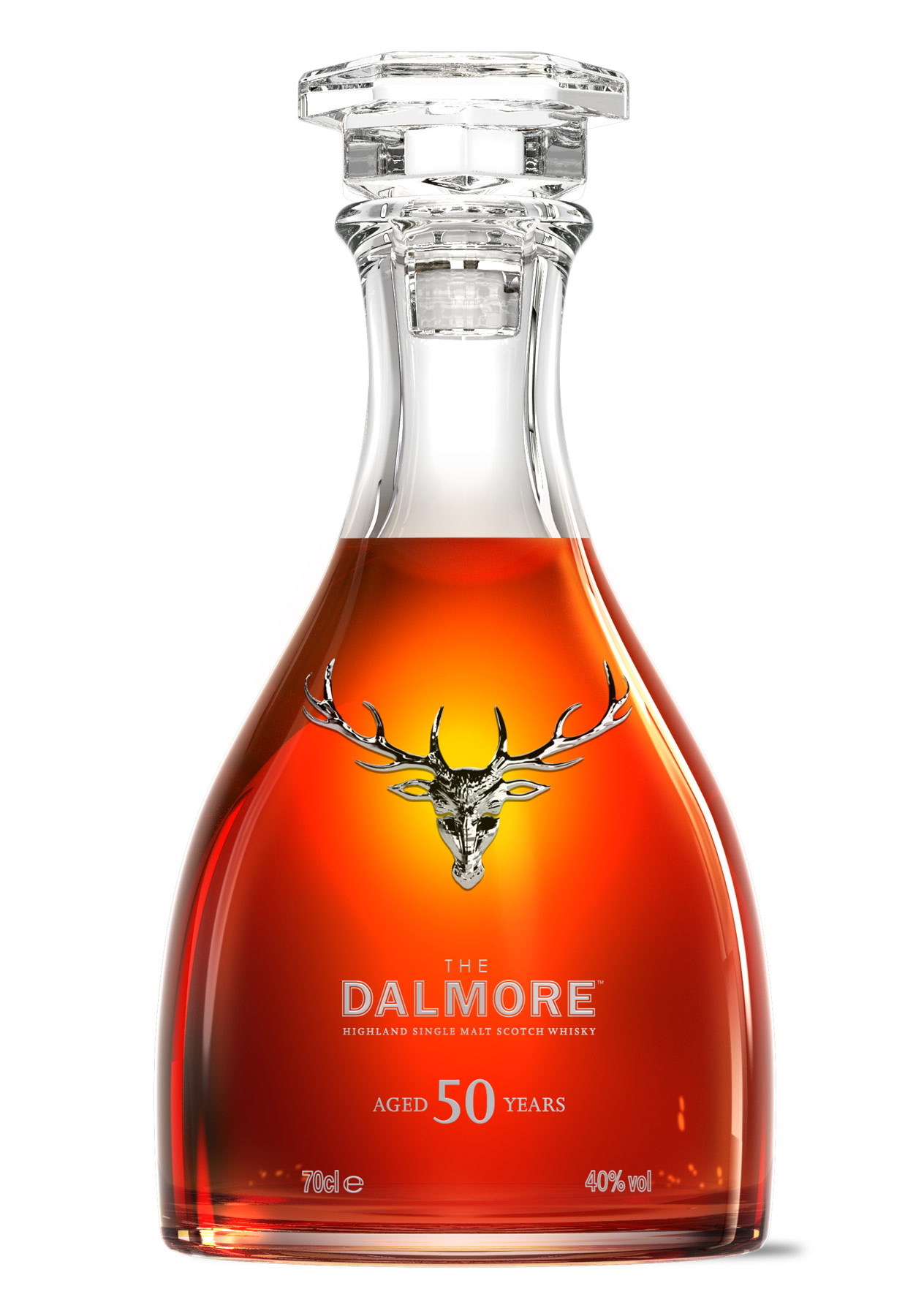 The Dalmore Celebrate Richard Paterson's 50th Year With Special Single Malt 5