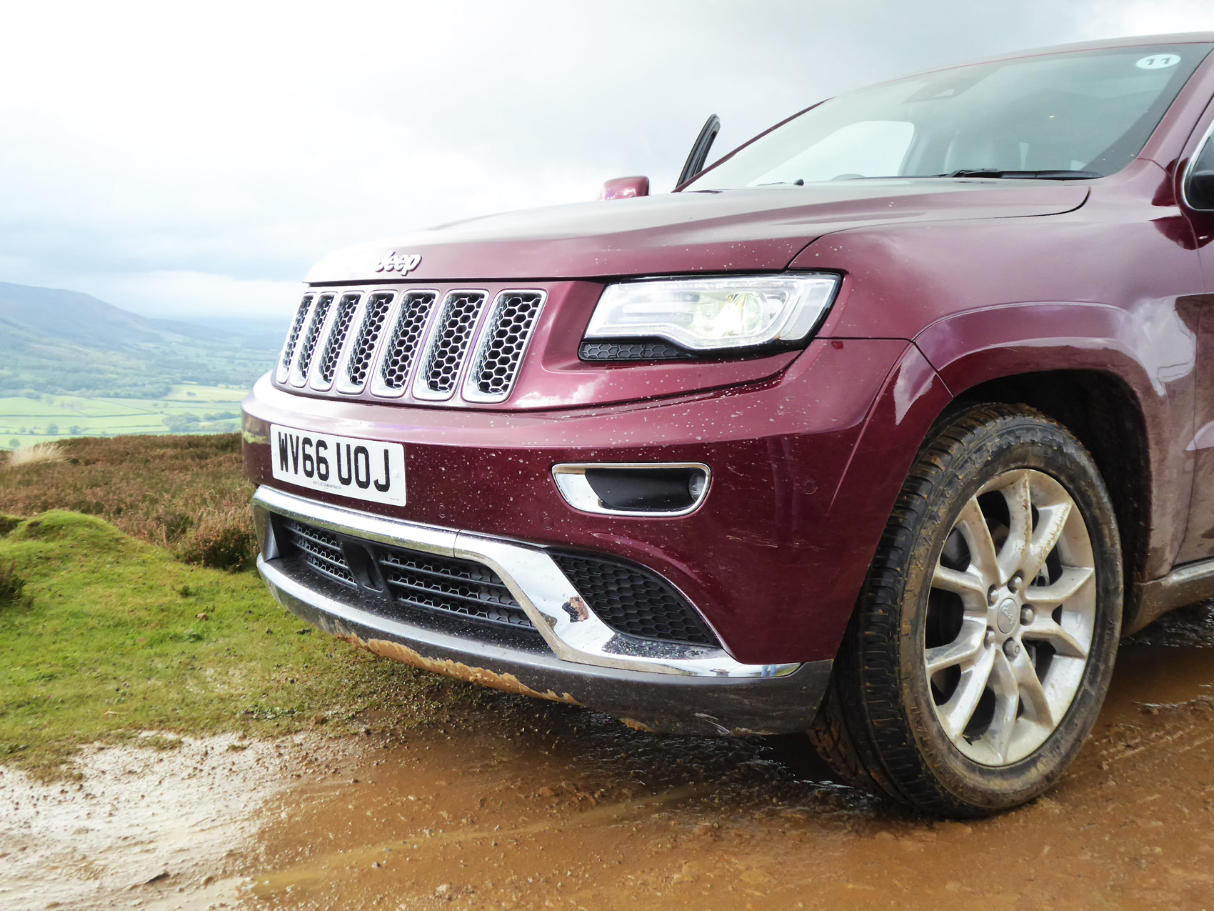 Celebrating Jeep's 75th Anniversary On The North Yorkshire Moors 3