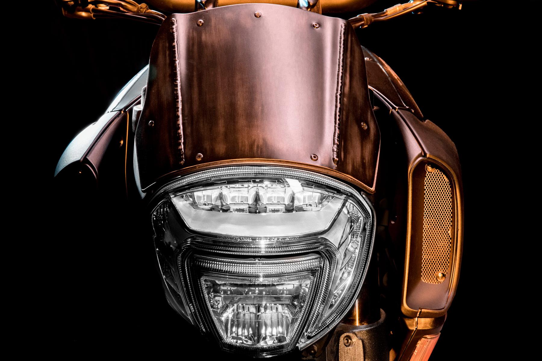 The Ducati Diavel Diesel - 'Bellezza' On Two Wheels 7