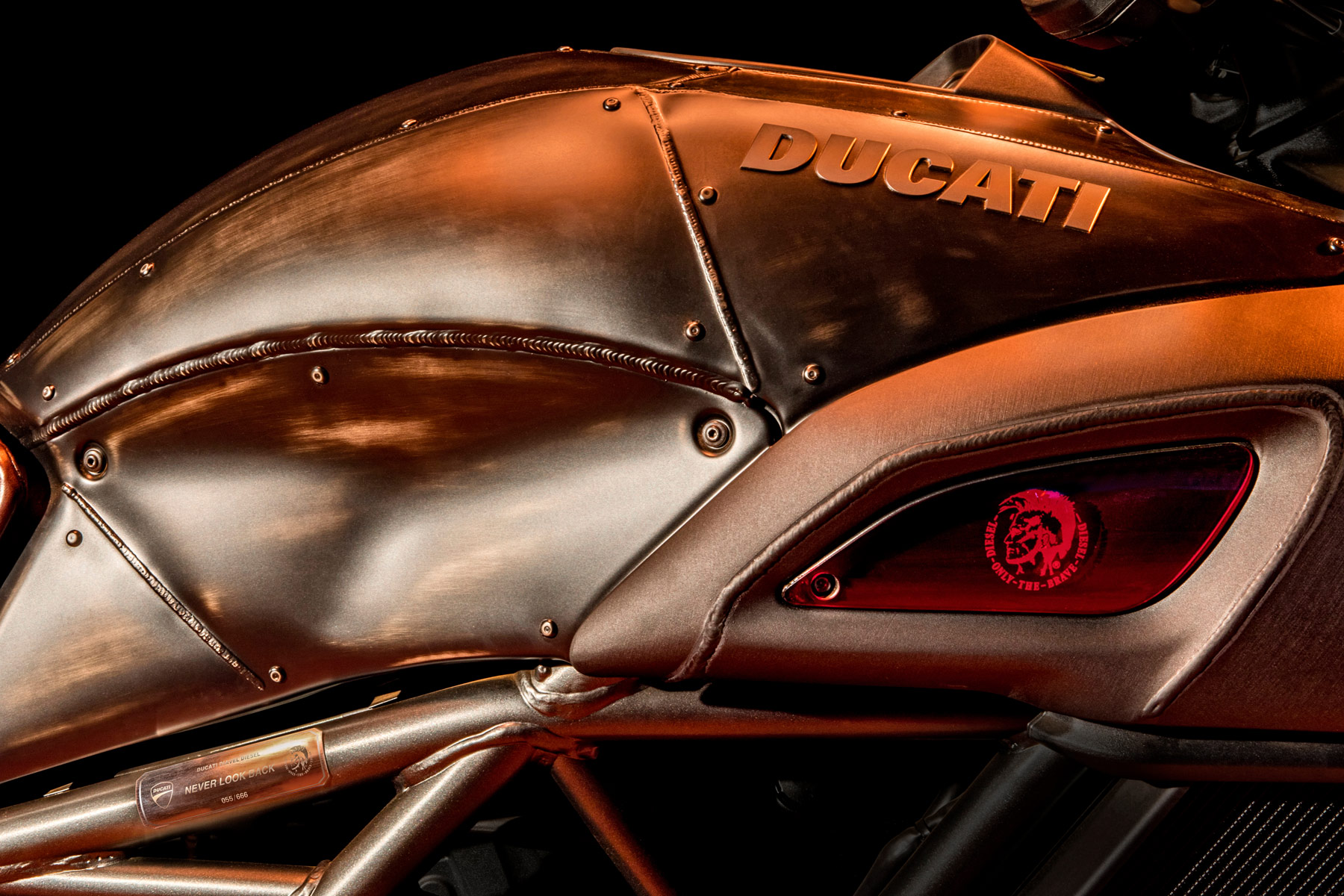 The Ducati Diavel Diesel – 'Bellezza' On Two Wheels
