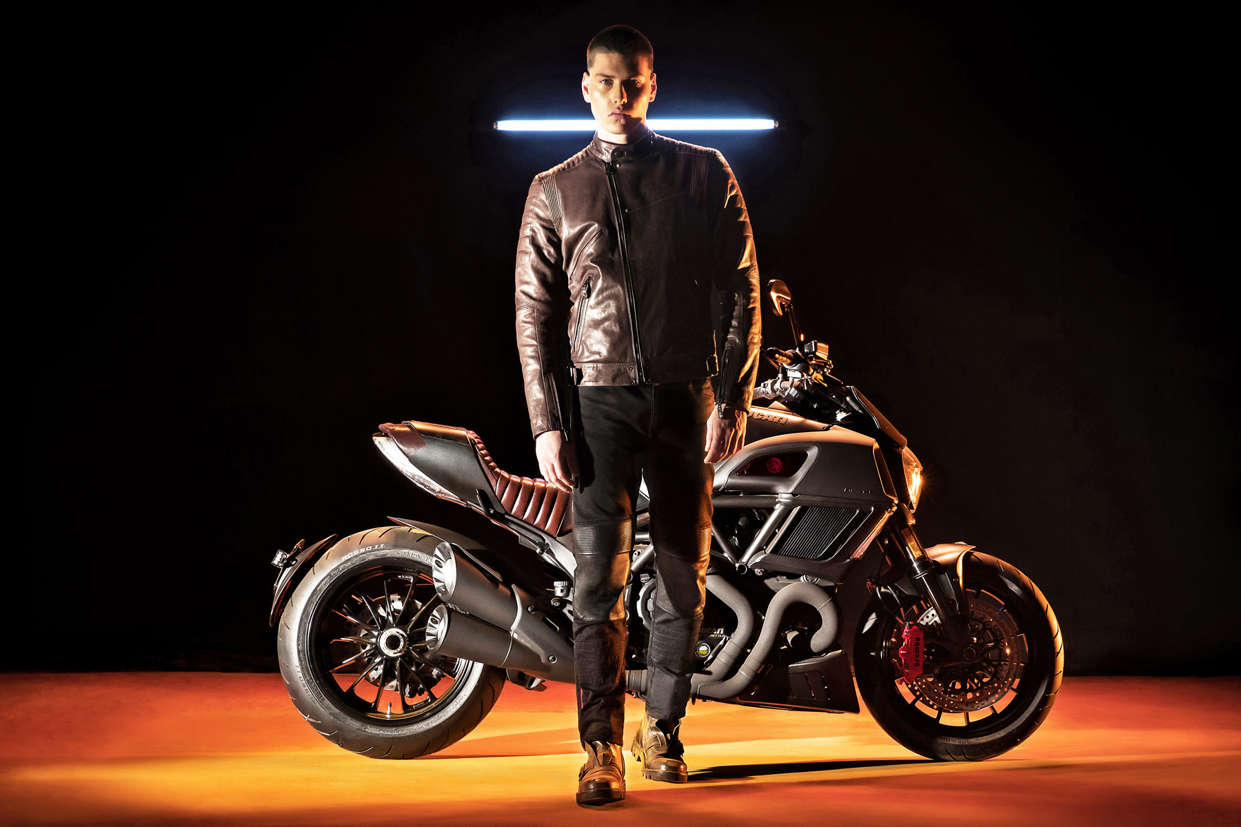 The Ducati Diavel Diesel - 'Bellezza' On Two Wheels 5