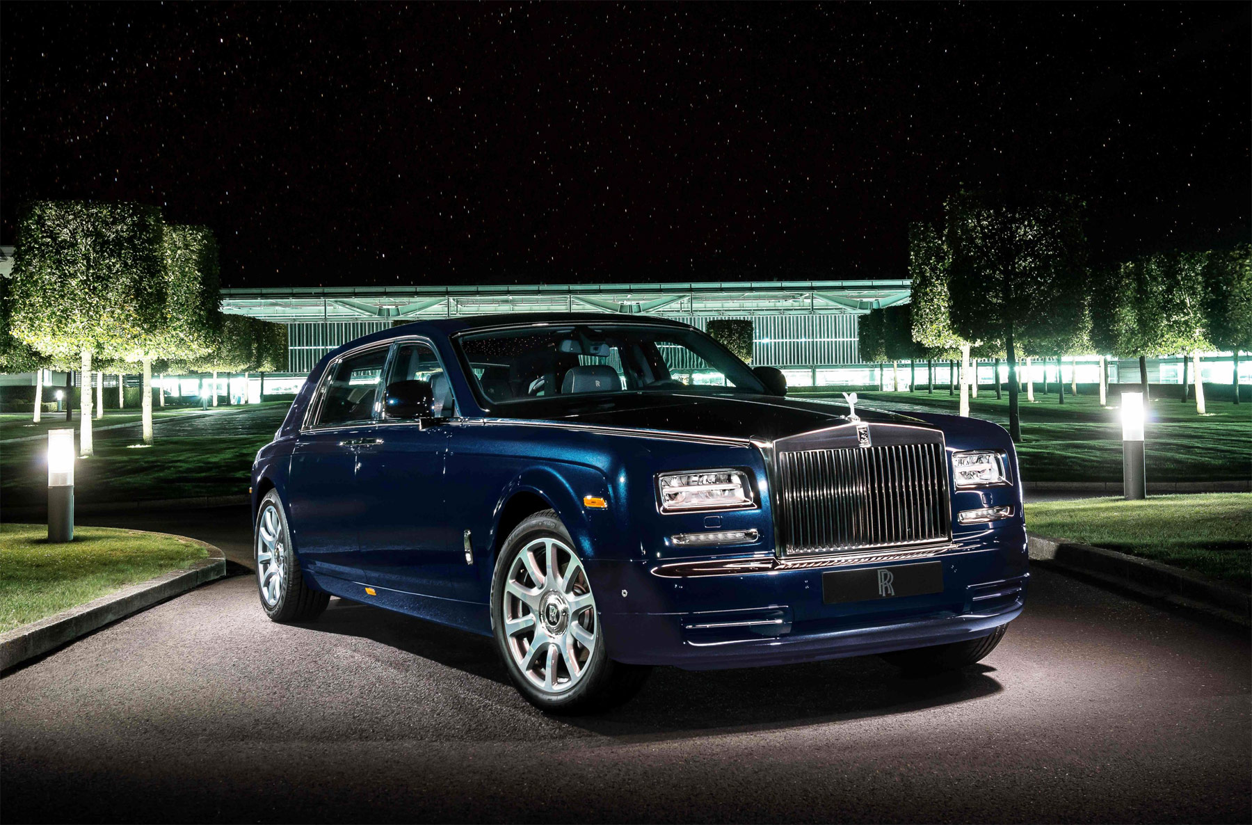 New Era For Rolls-Royce Commences As The Phantom VII Leaves The Stage