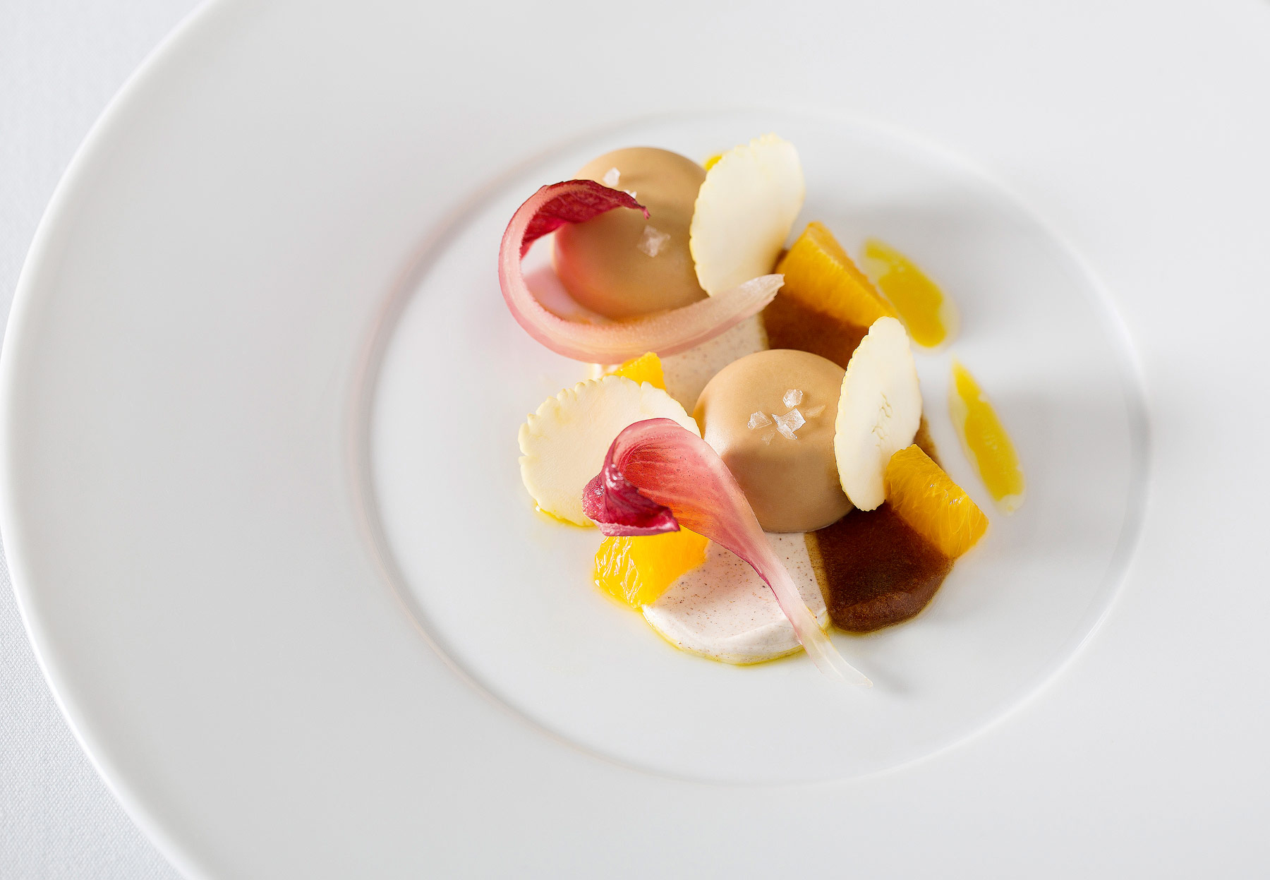 Michelin Star Dining At Alyn Williams at The Westbury 5