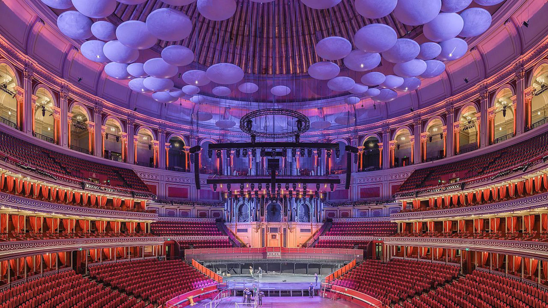 A Grand Tier Box At The Royal Albert Hall Could Be Yours
