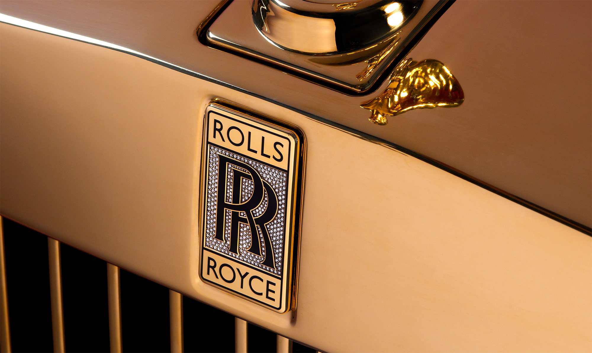 Rolls Royce Motor Cars Hung Up On Gold In Macau