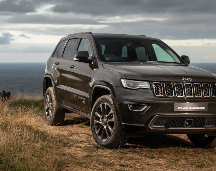 Jeep Celebrates Its 75th Anniversary With A Pop-Up Dealership Accessible Only By 4x4