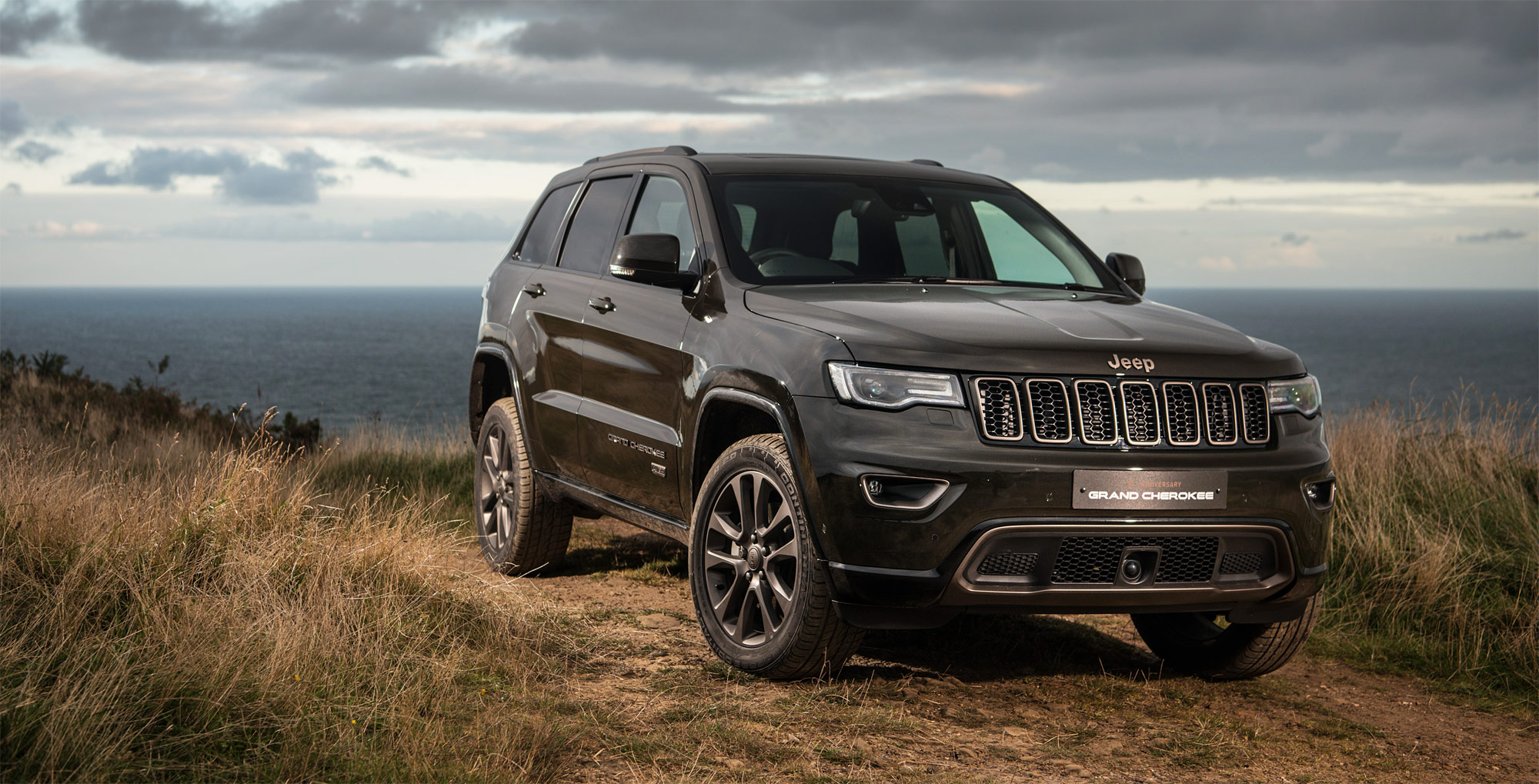 Celebrating Jeep's 75th Anniversary On The North Yorkshire Moors