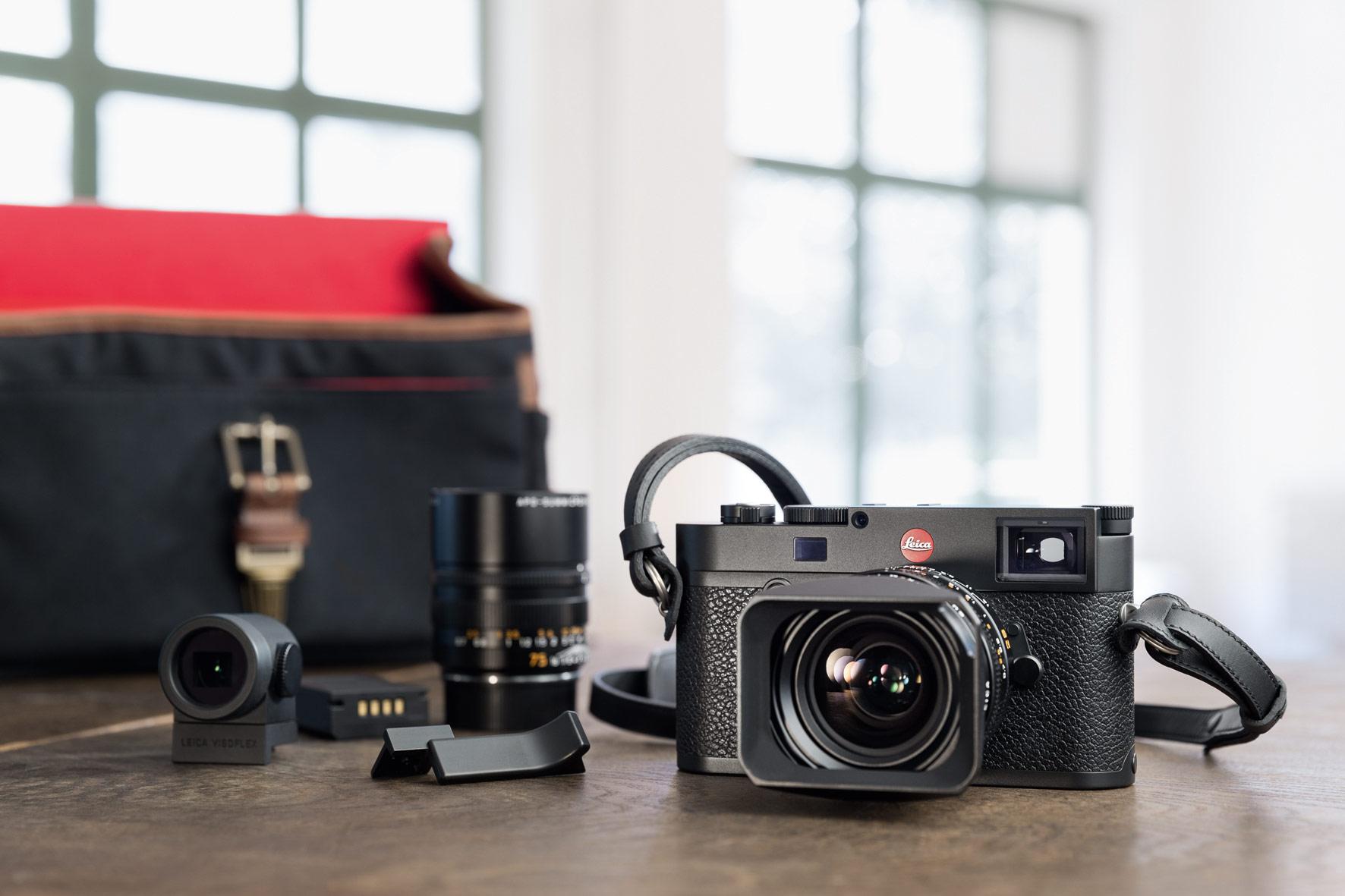 Exploring The Ultra-Slim 24 MP Leica M10 Digital M Rangefinder Camera 5