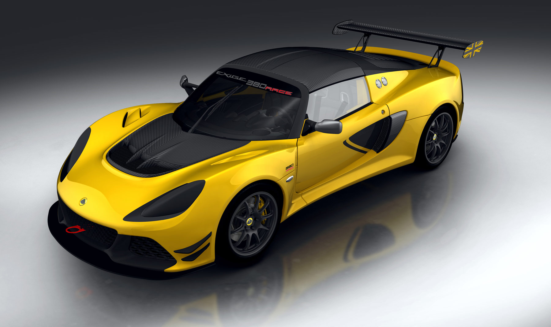 Lotus Cars Introduces Race Only Version Of Exige Sport 380