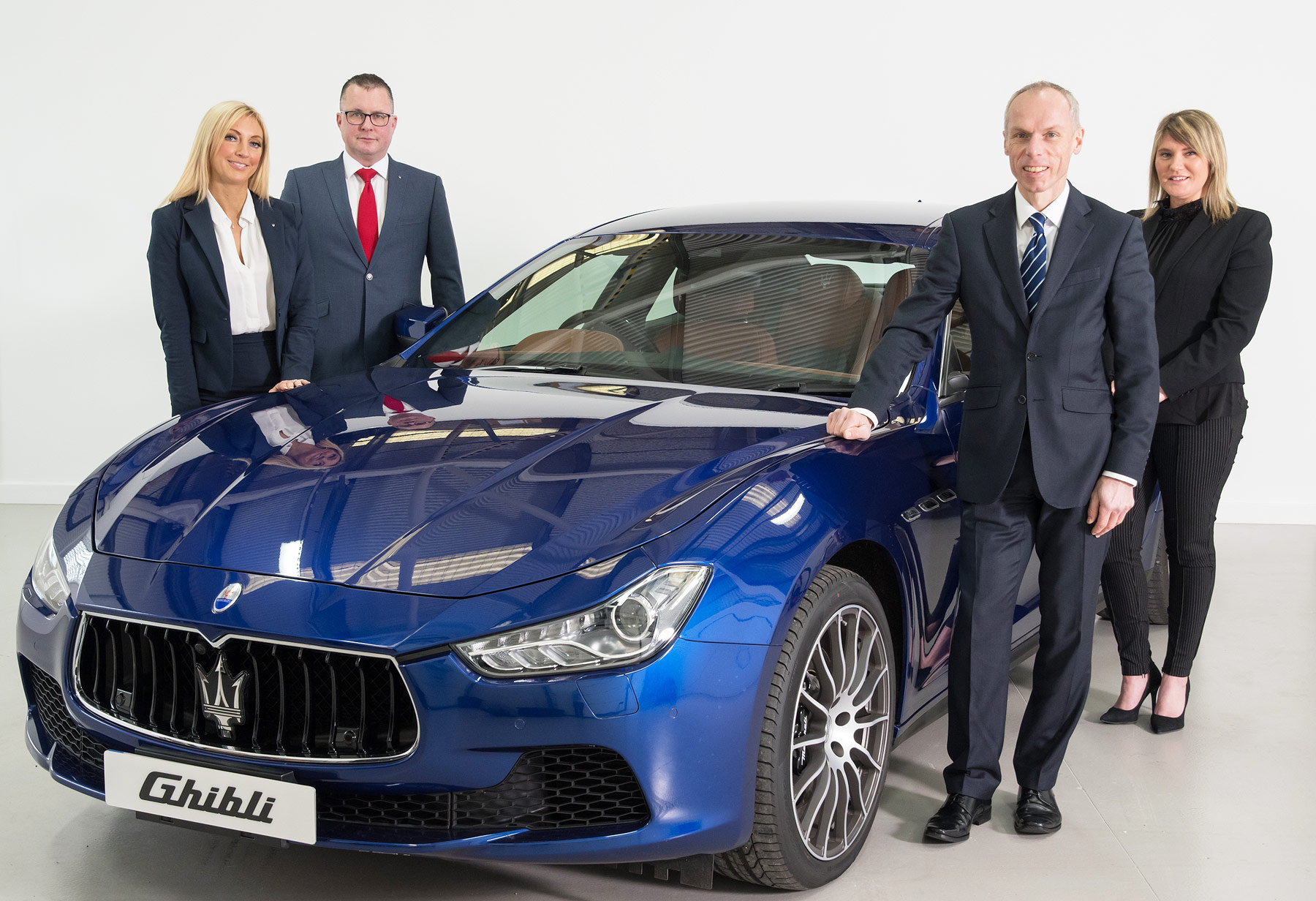 Maserati GB Bolsters Growth In Corporate Sector With New Appointments