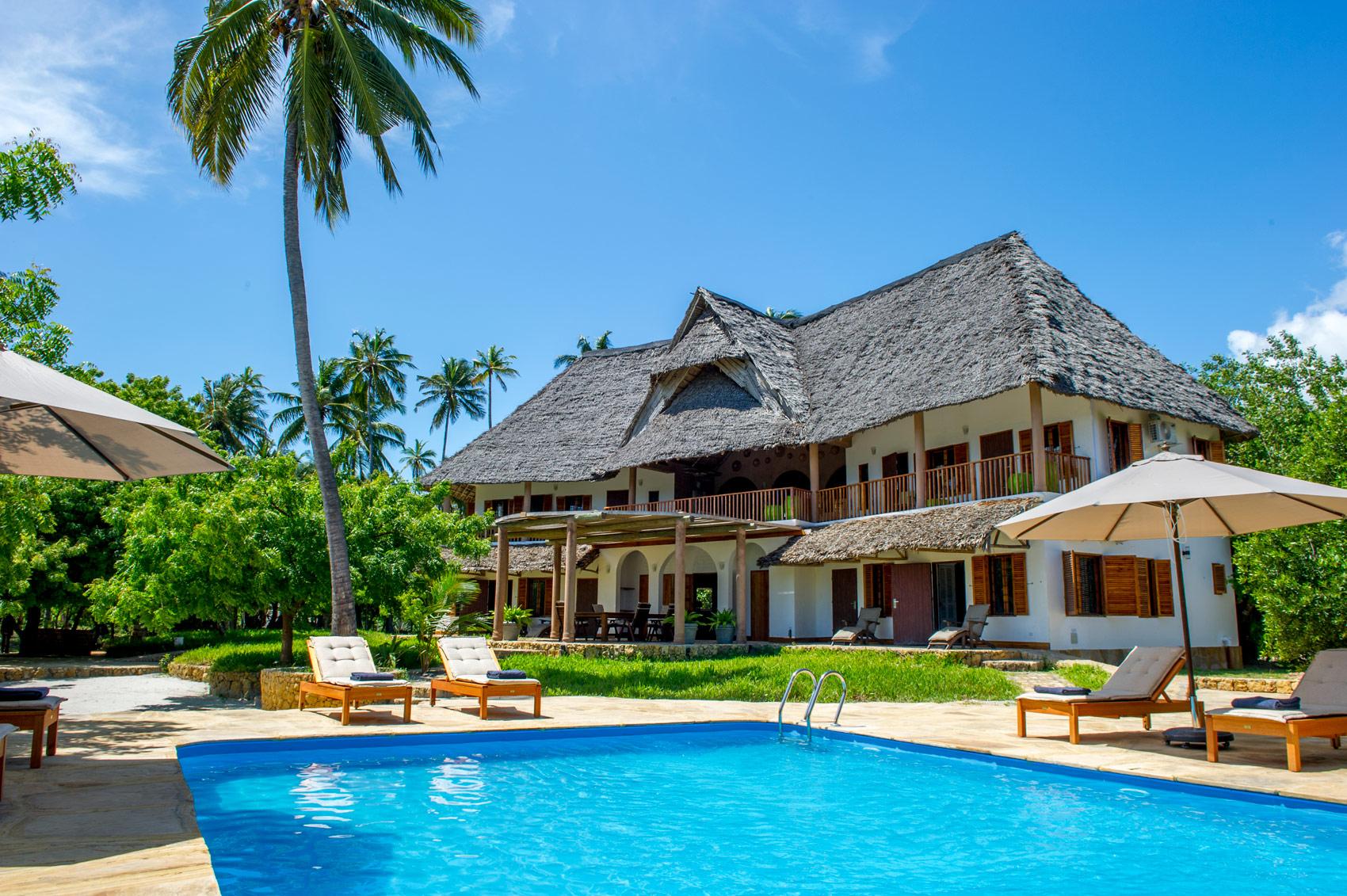 New Luxury Destinations For 2017: Mawimbi Villa, Tanzania