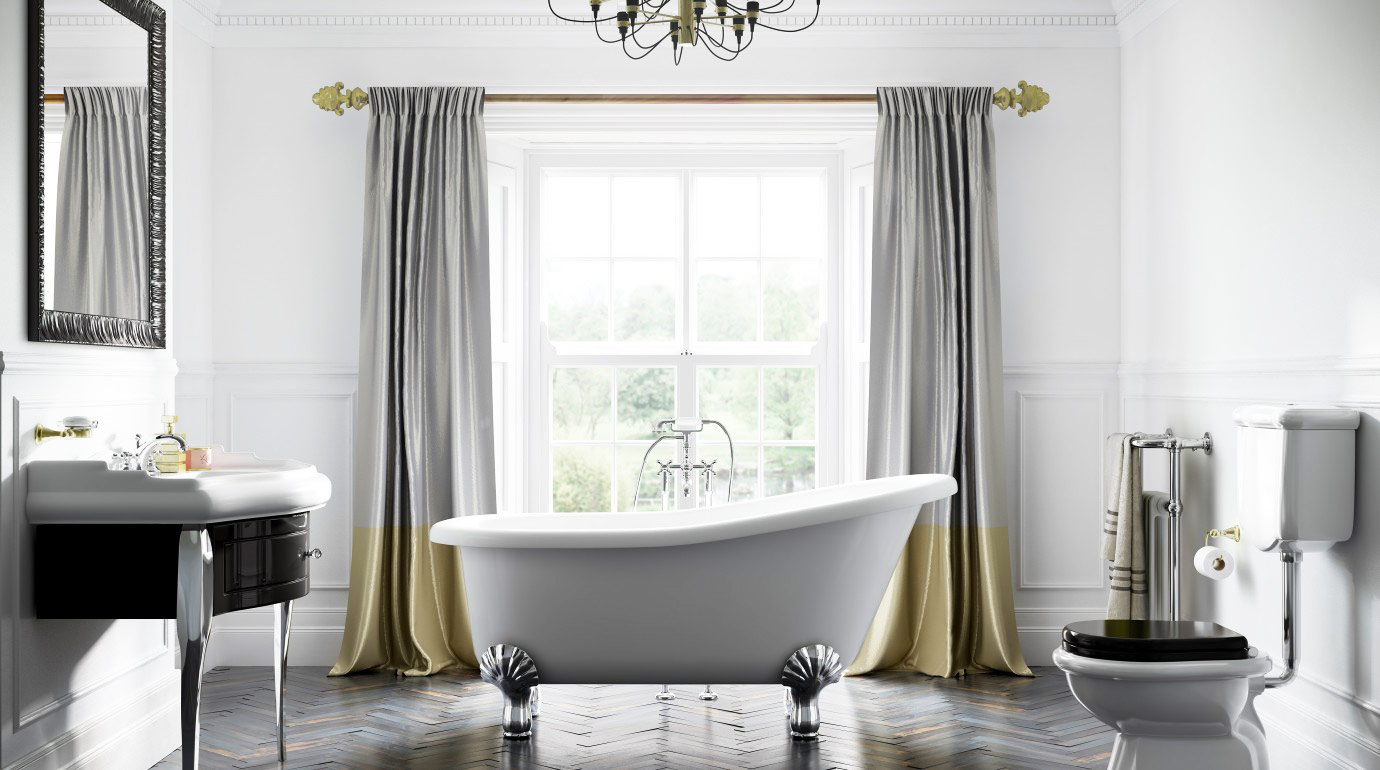 Nancy Straughan Offers Advice On How To Create The Perfect Bathroom