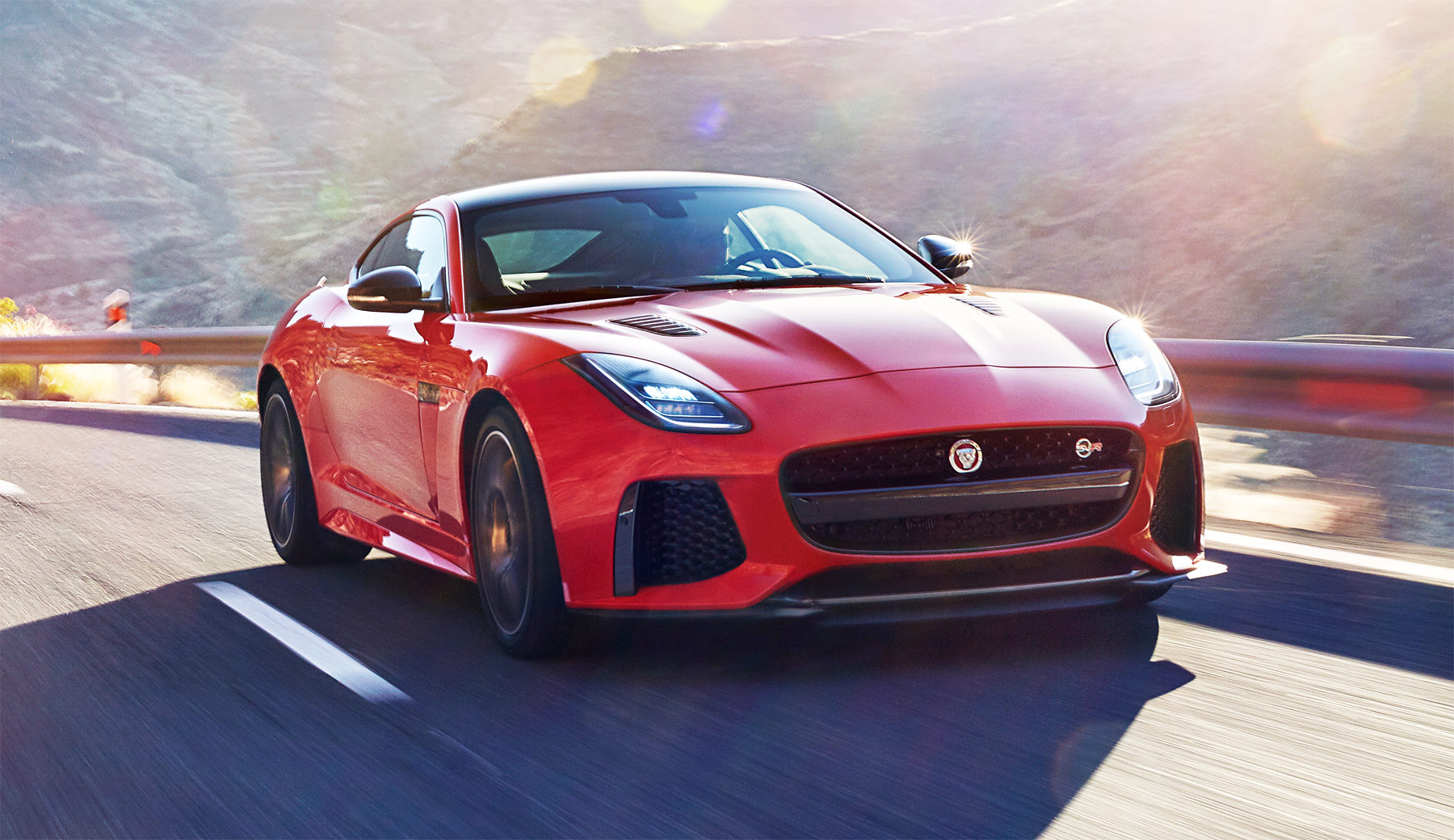 Style & Substance In Abundance - The New Jaguar F-TYPE