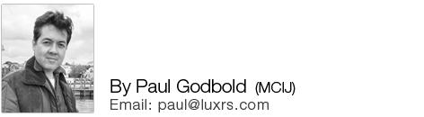 Paul Godbold MCIJ