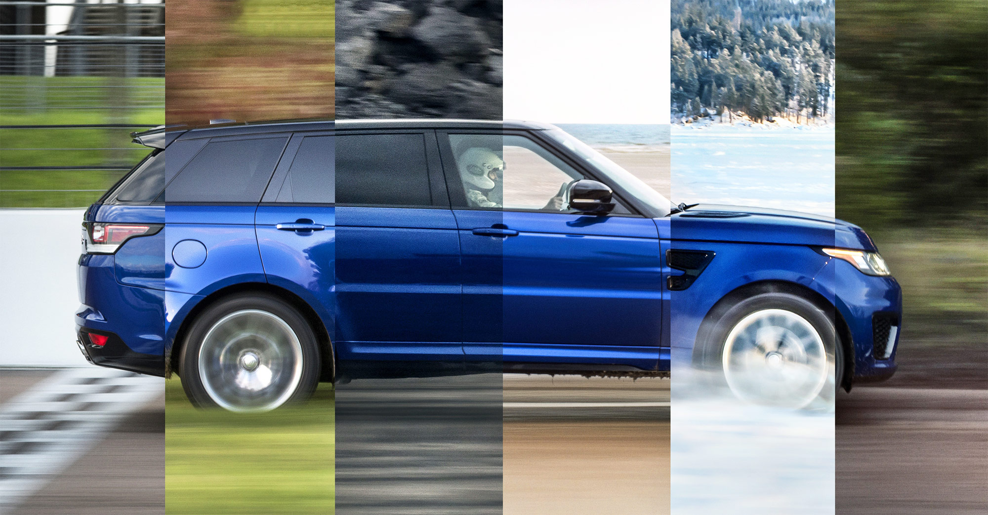 The Range Rover Sport SVR – Land Rover SVO Gets A Grip On Things