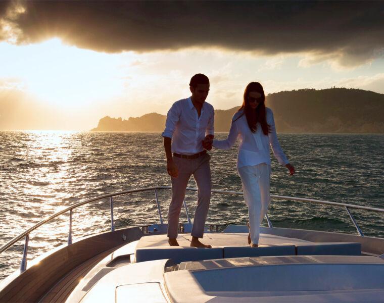 Ferretti's Riva 76' Perseo Wins At 'Motor Boat Awards 2017'