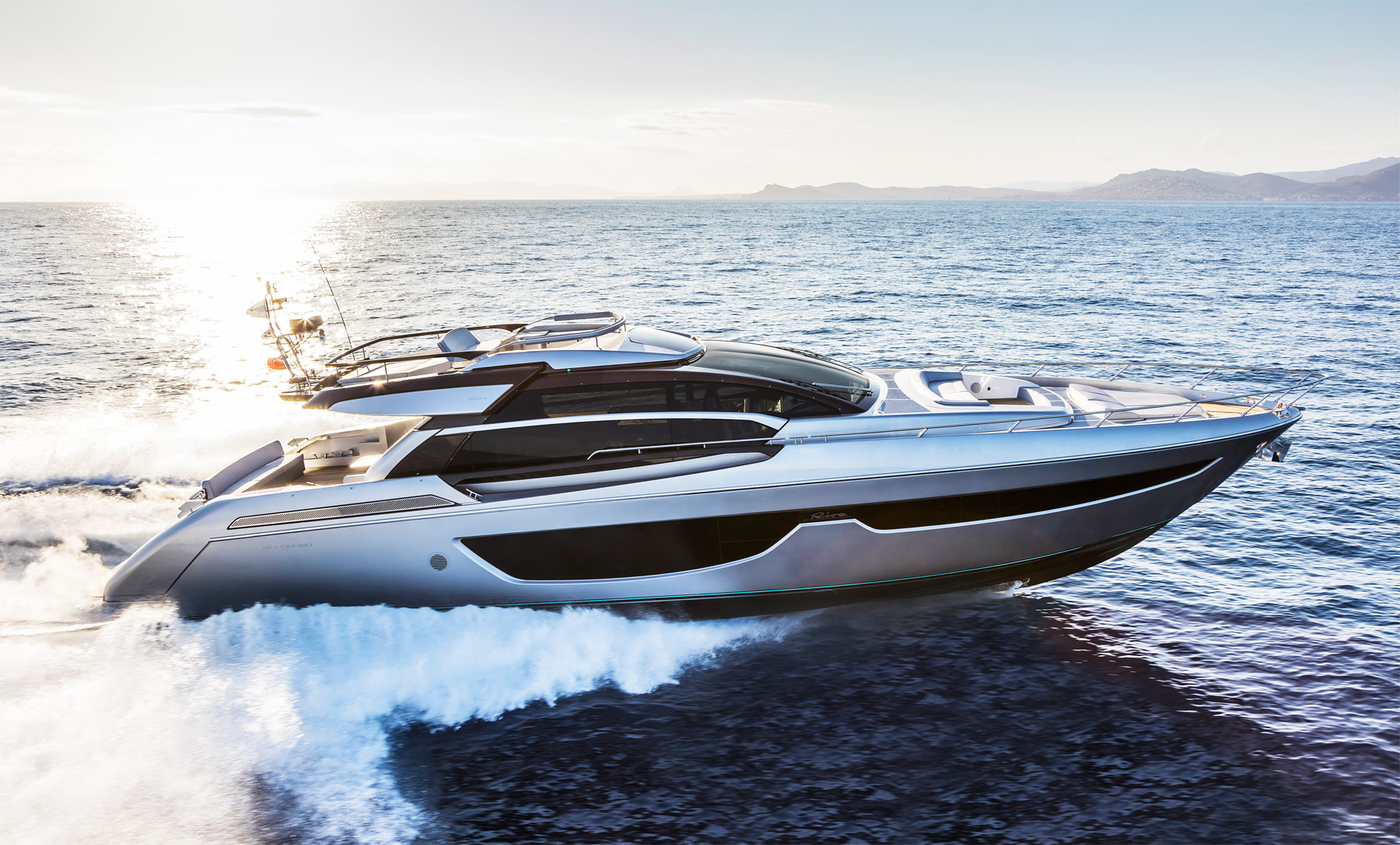 Ferretti's 76' Perseo Wins At 'Motor Boat Awards 2017'