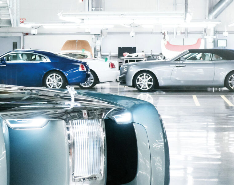 Rolls Royce Motor Cars Goodwood