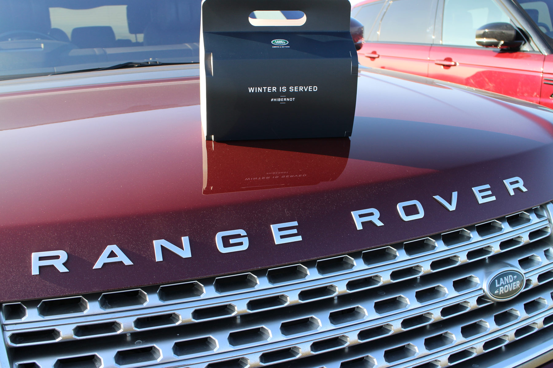 Land Rover & Chef Simon Rogan Create World's First Luxury Drive-Through 10