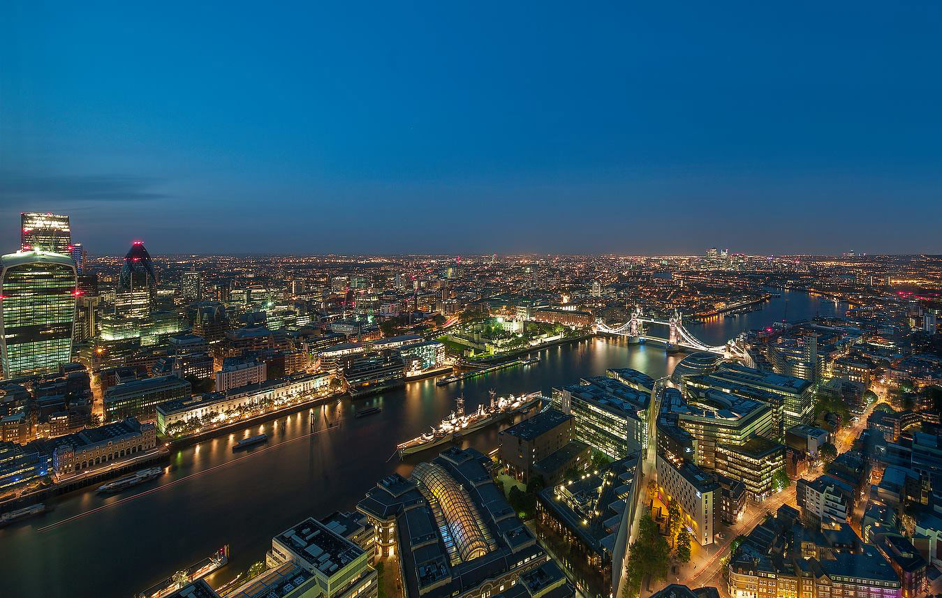 Shangri-La At The Shard – The Height of Luxury 1