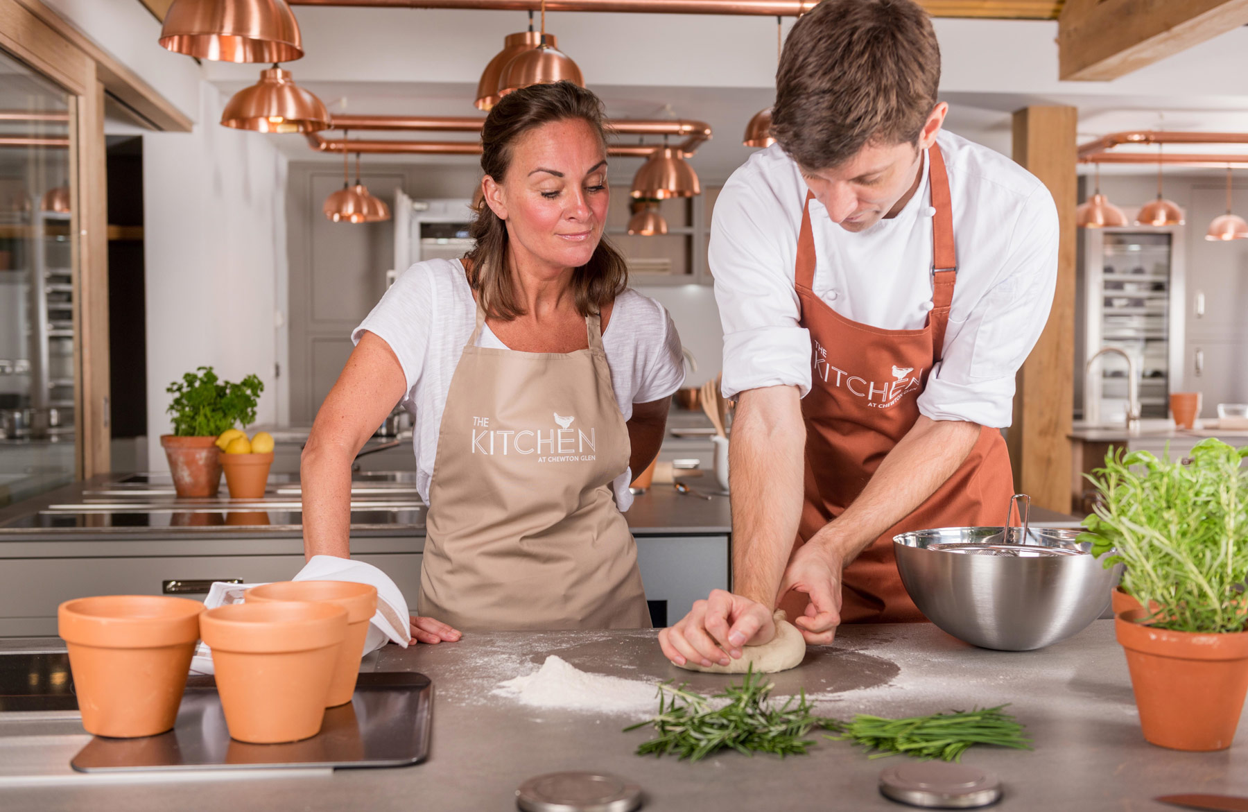 Introducing The Kitchen, Chewton Glen's New Cookery School & Dining Complex