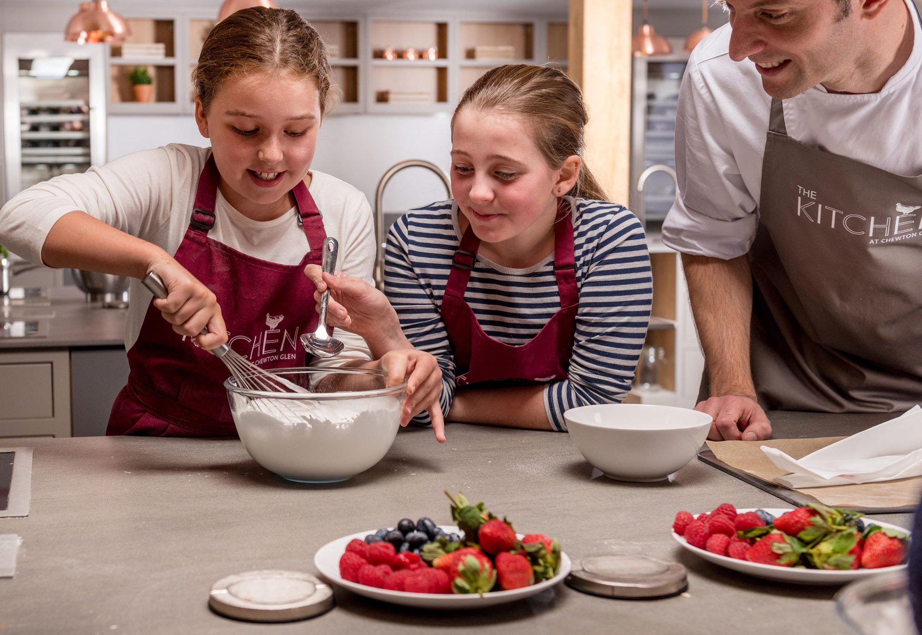 Chewton Glen's New Cookery School & Dining Complex Opening Soon