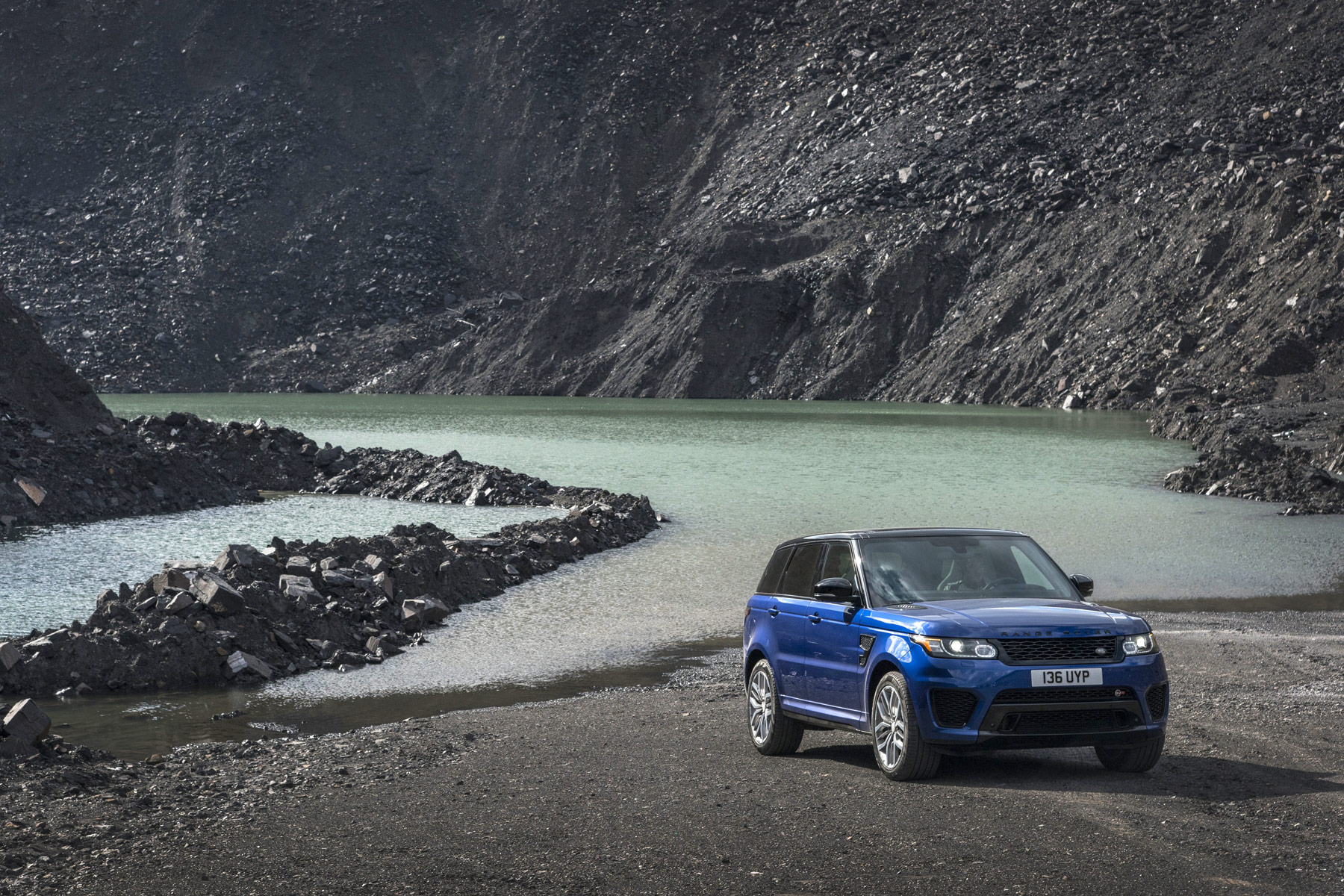 The Range Rover Sport SVR - Land Rover SVO Gets A Grip On Things 6