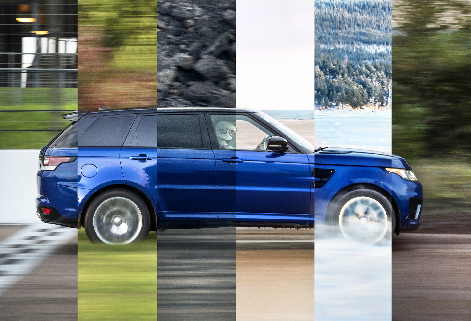 The Range Rover Sport SVR - Land Rover SVO Gets A Grip On Things 5