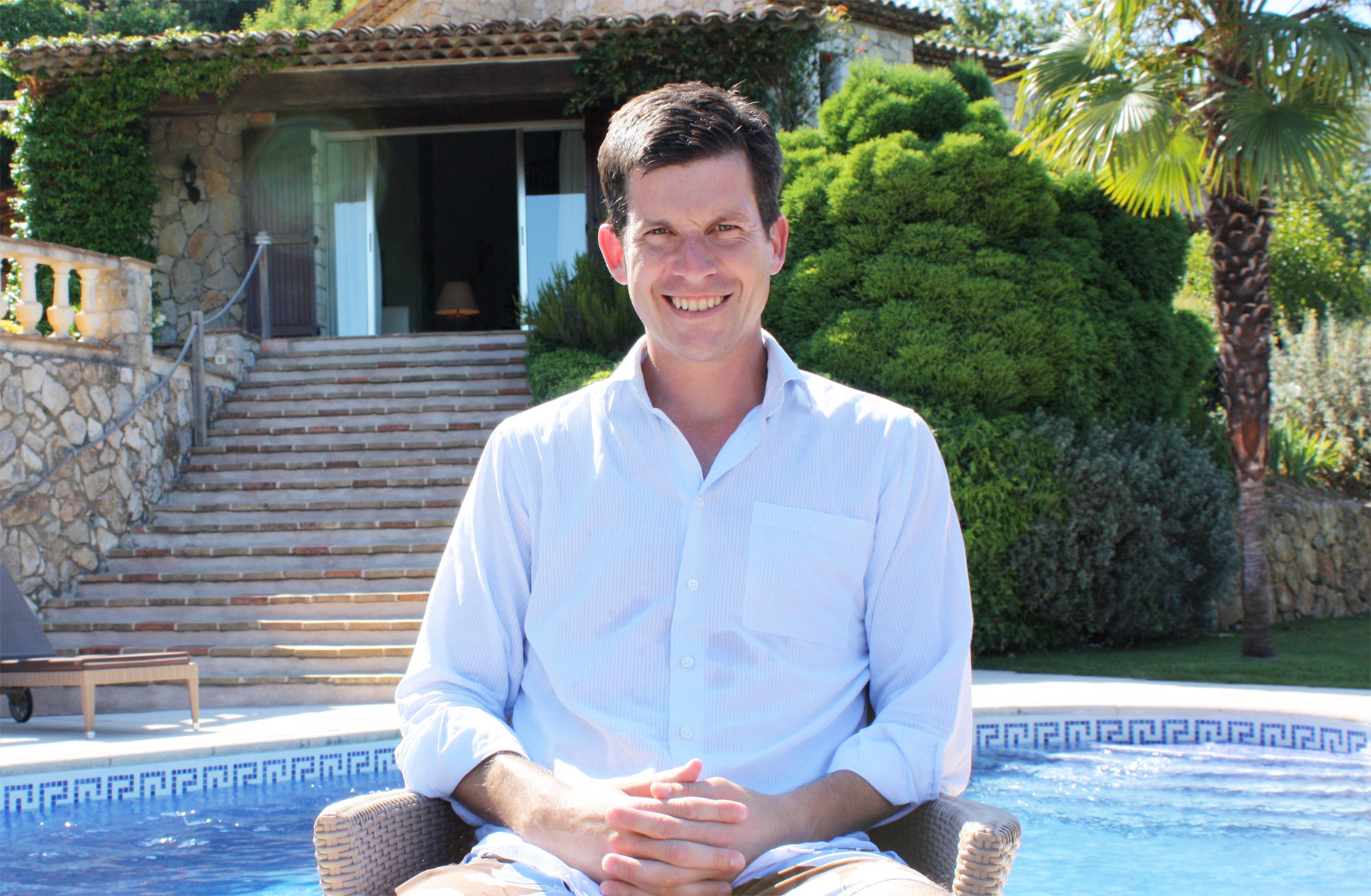 The Luxurious Magazine Interview With Tennis Legend Tim Henman