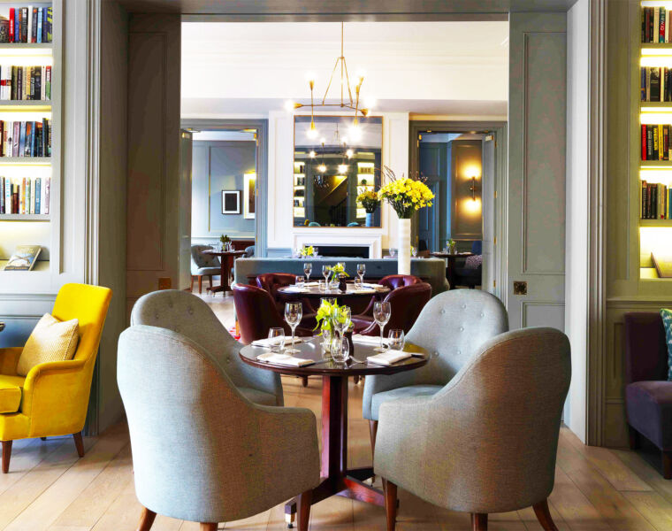 Town House Kensington: Modern British At Its Best