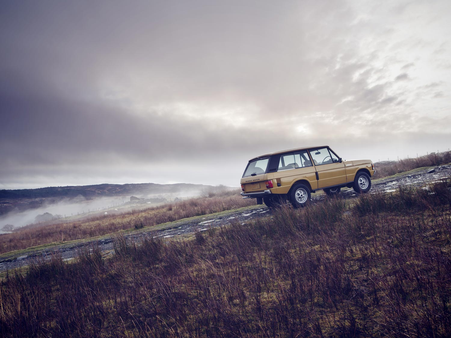 Land Rover Classic's expert team has drawn on decades of engineering and design expertise to complete the first Range Rover Reborn – a carefully selected 1978 Classic Range Rover.