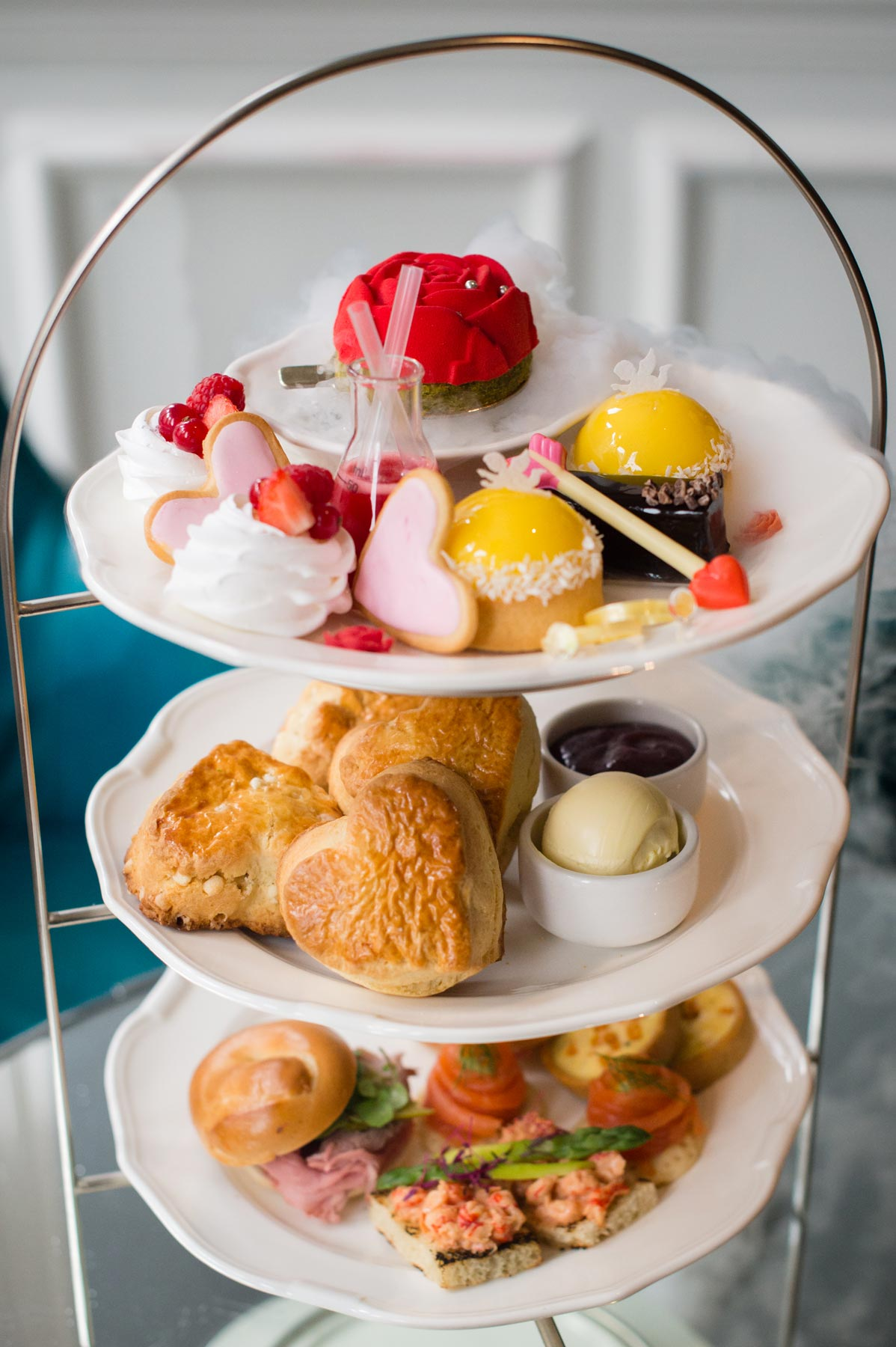 The Ampersand Hotel 'Science of Love Afternoon Tea'