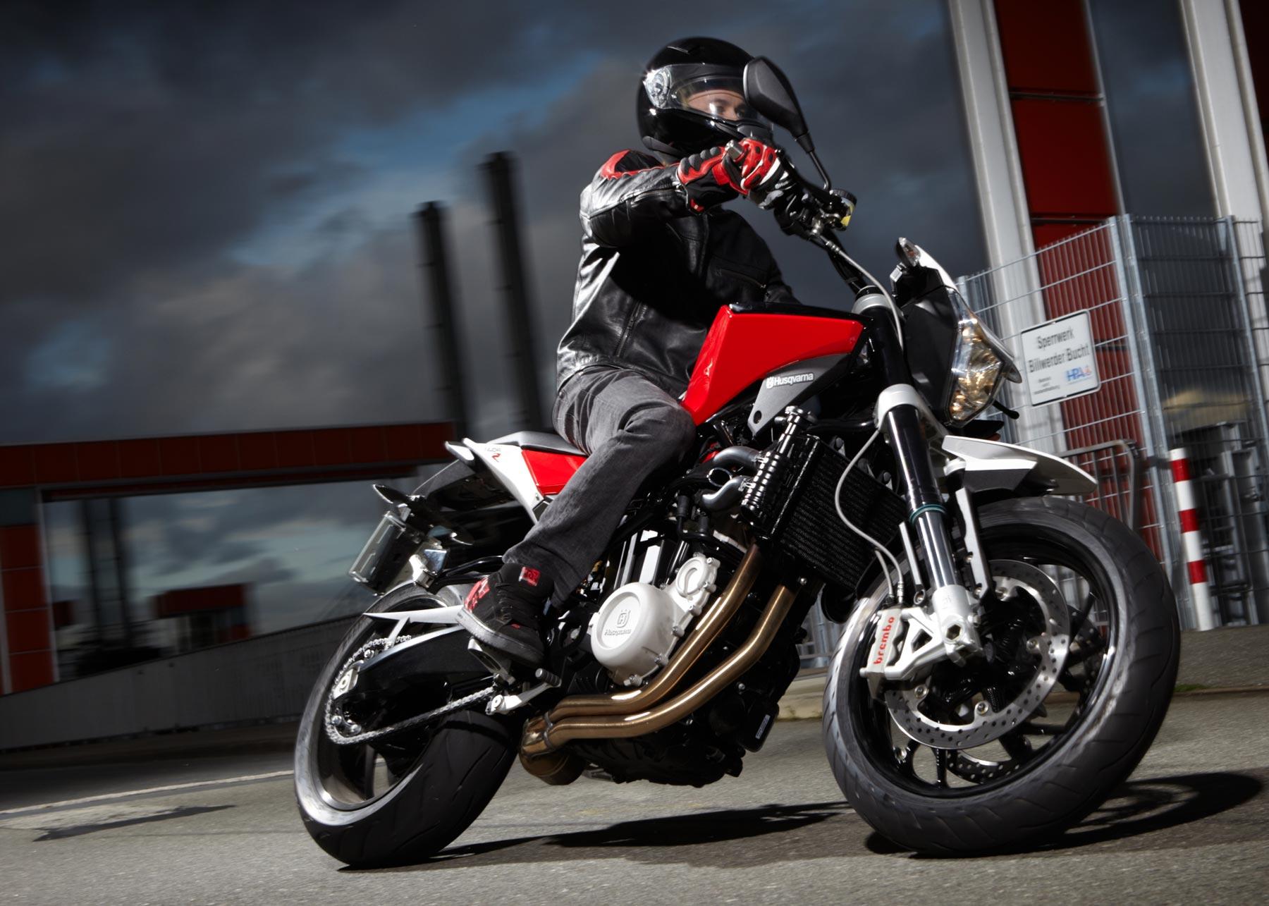 BMW-motorbike