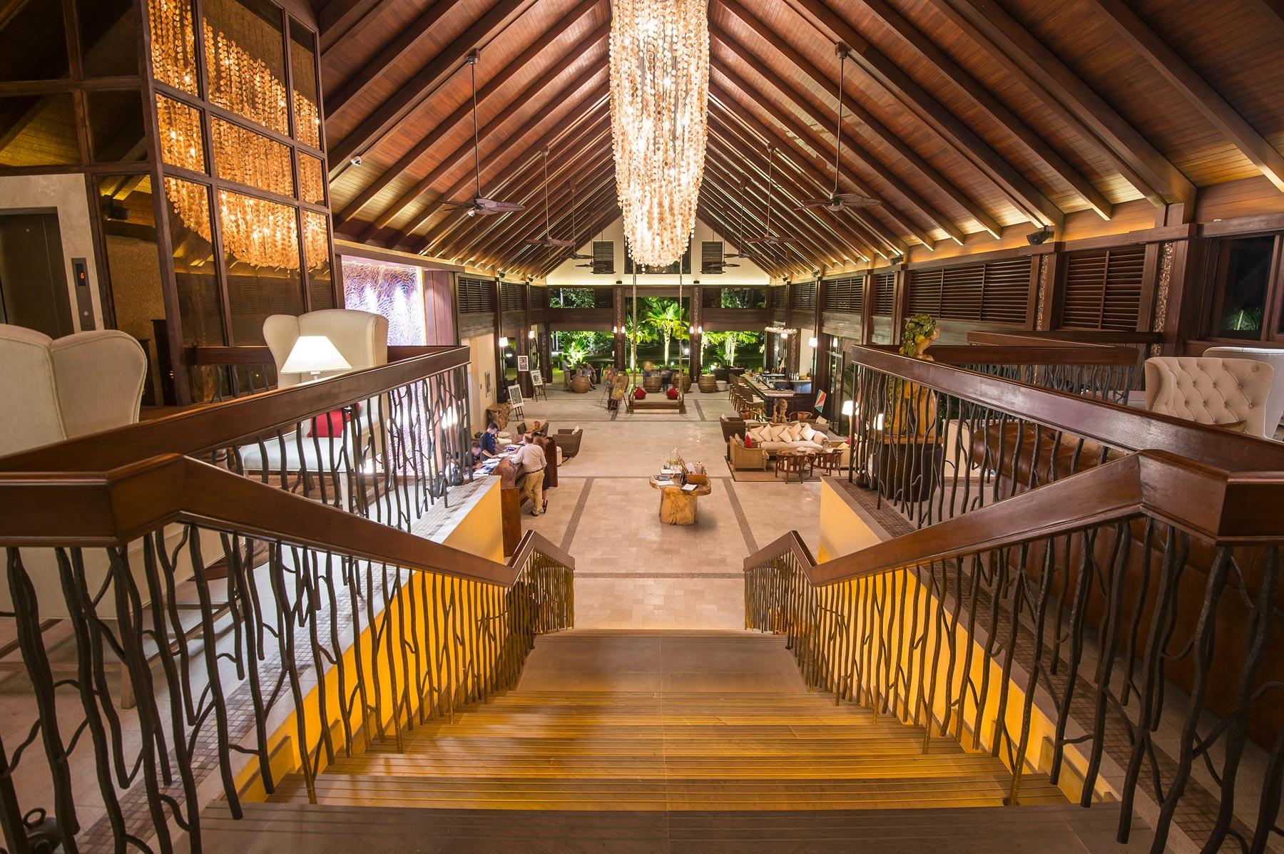H Resort Lobby
