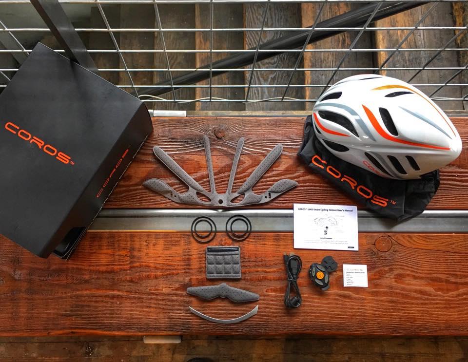 Coros Linx Smart Cycling Helmet 2