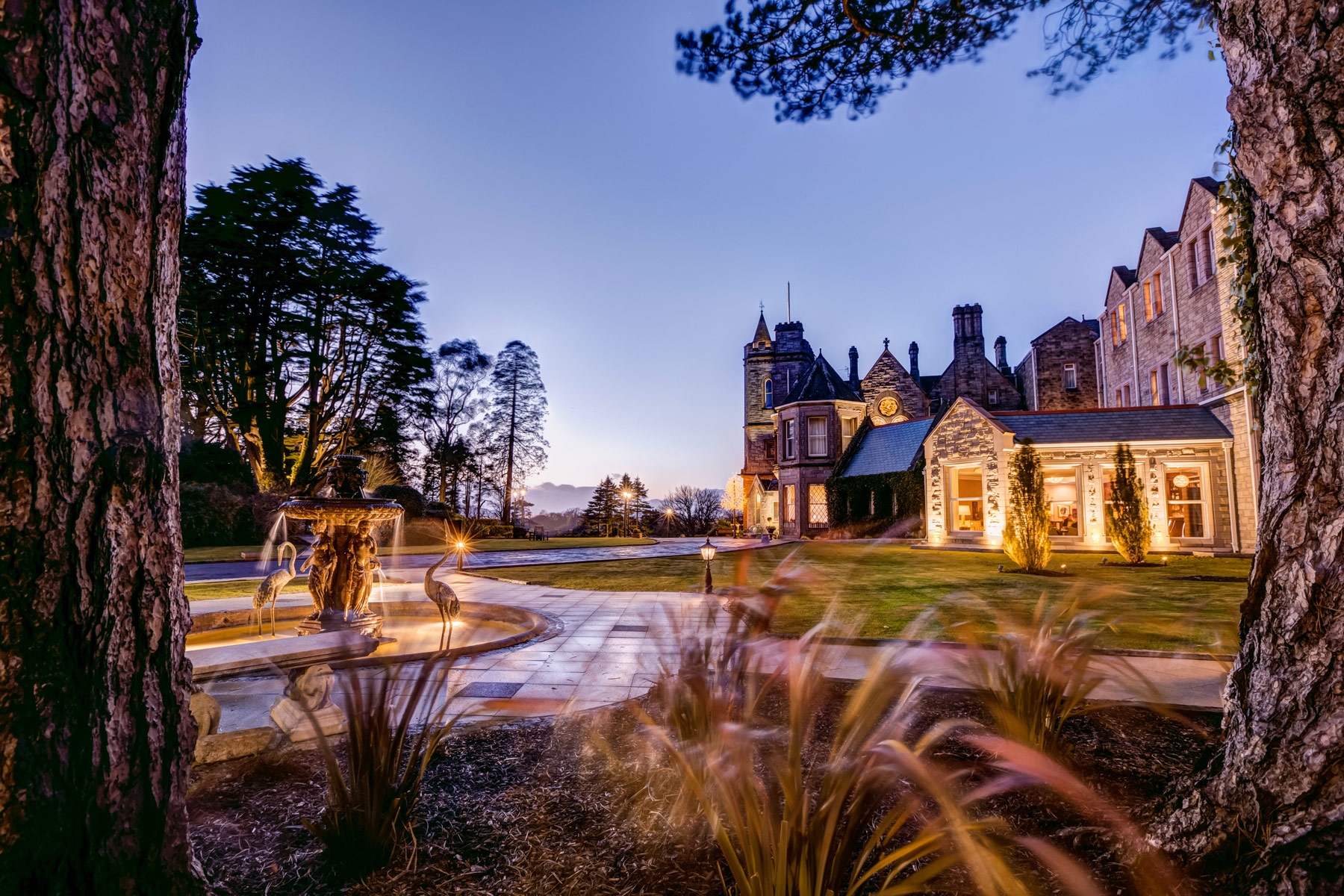 Gracing The Shores Of Belfast At The Culloden Estate And Spa