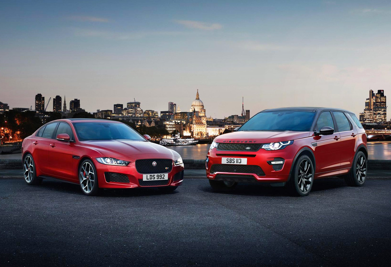 Best Ever Jaguar Land Rover U.S. January Sales Month, up 30 percent