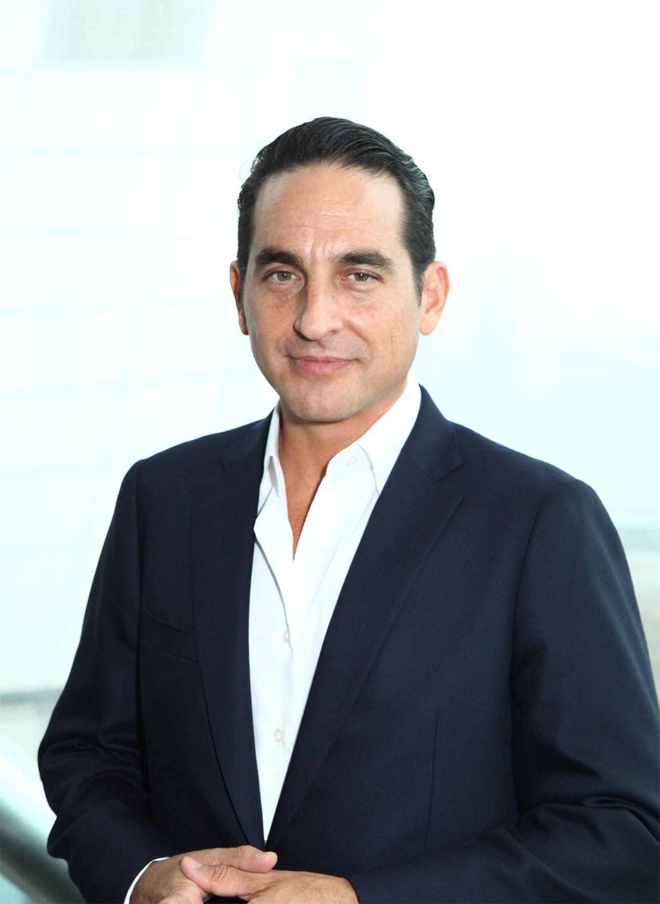 John Blanco, CEO of Afini