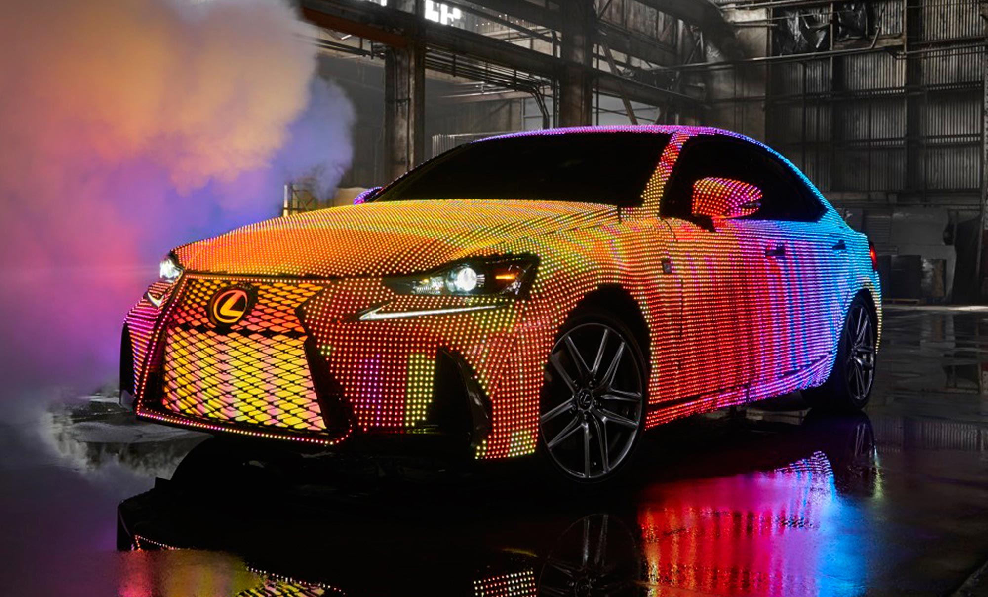 Lexus Commits To New York Fashion Week For 4th Consecutive Year