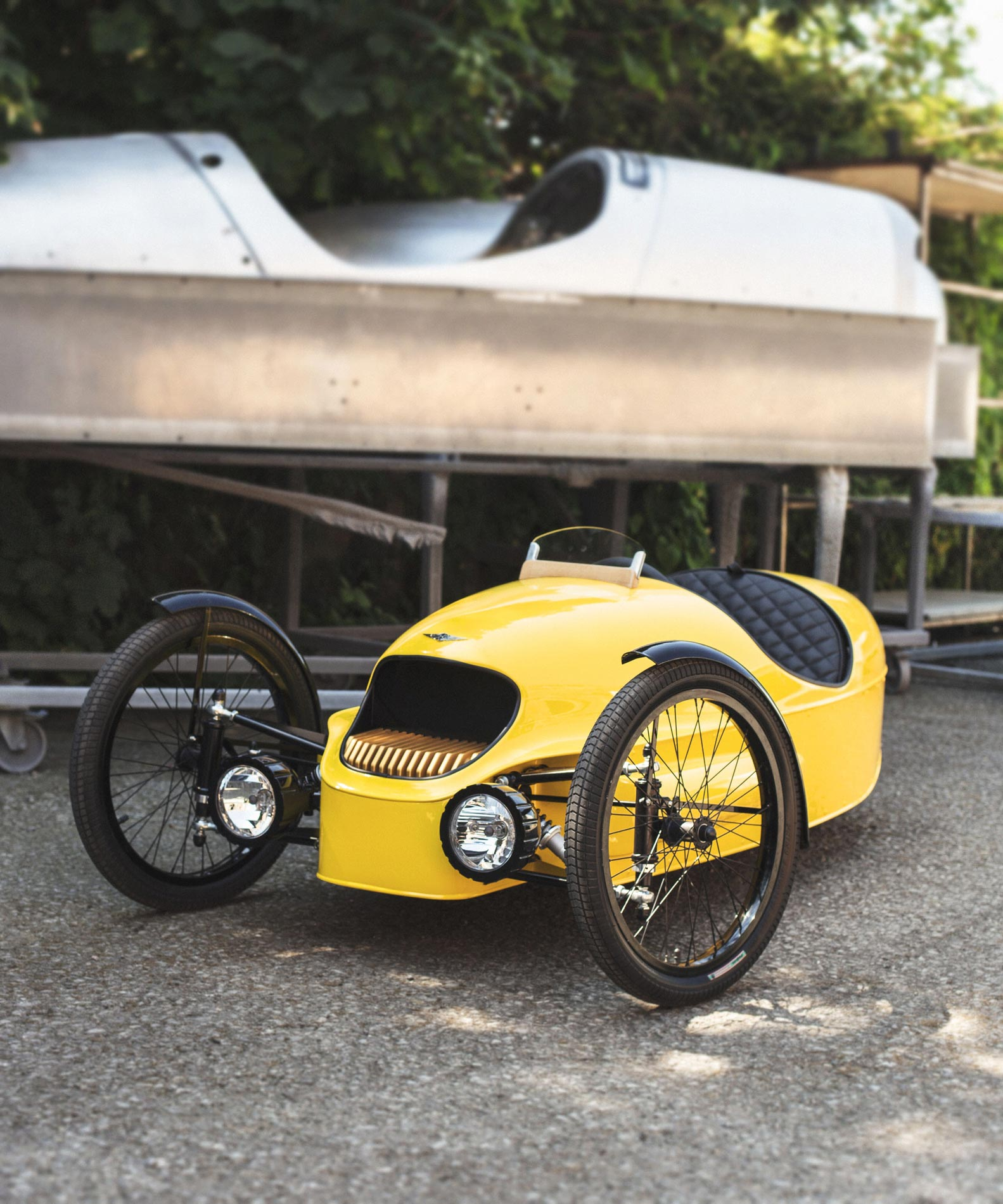 The Morgan EV3 Junior