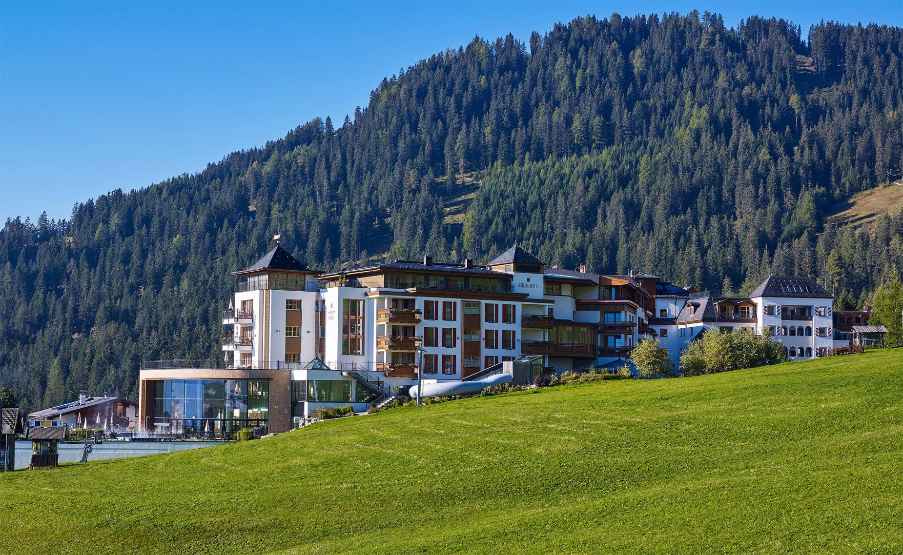 Austria's Schlosshotel Fiss Celebrates A Five-Star Rating