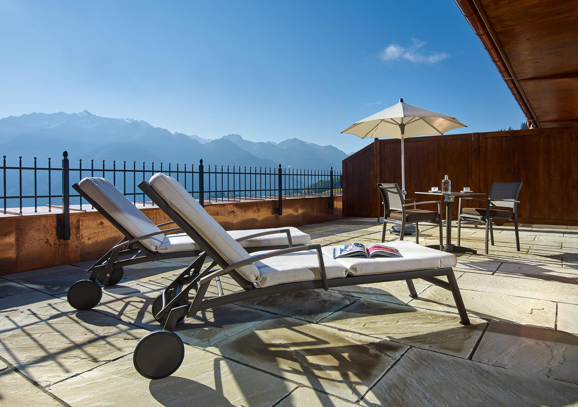 We Head To Austria's Schlosshotel Fiss To Celebrate Their Five-Star Rating 3