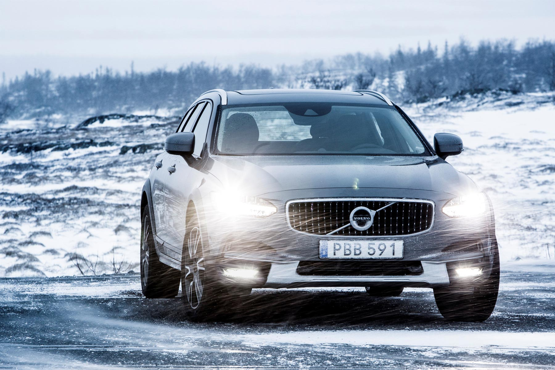 The Get Away Lodge In Sweden By Volvo Cars & Tablet Hotels