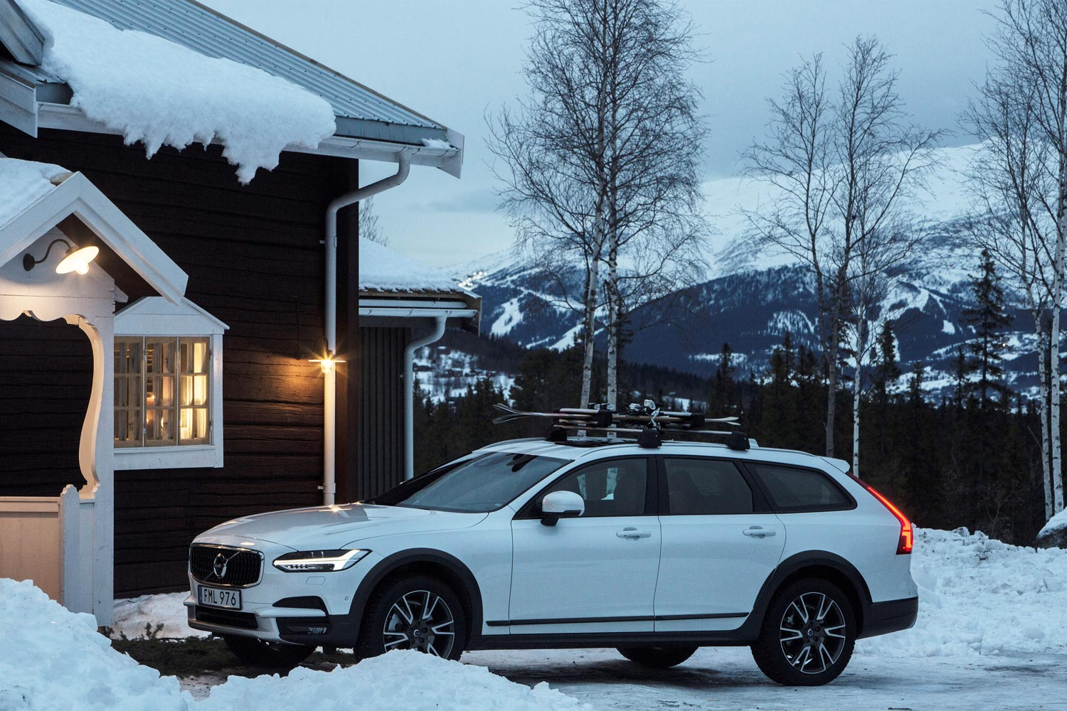 Volvo Cars & The Get Away Lodge