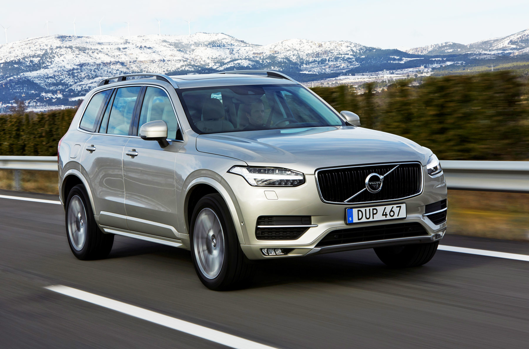 Volvo Car USA, LLC, (VCUSA) reported U.S. sales of 3,472 vehicles for the month of January, an 18.2 percent decrease.