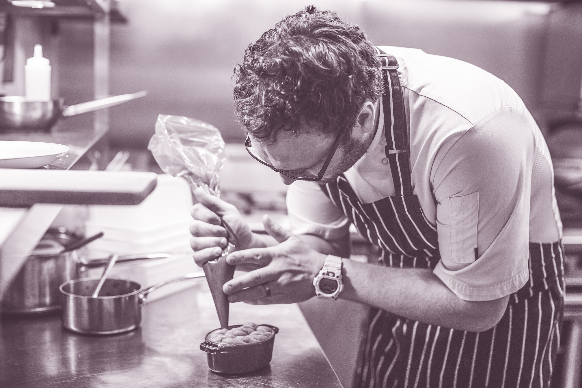 Cotswolds Chef Launches New Menu Inspired By Masterchef Experience