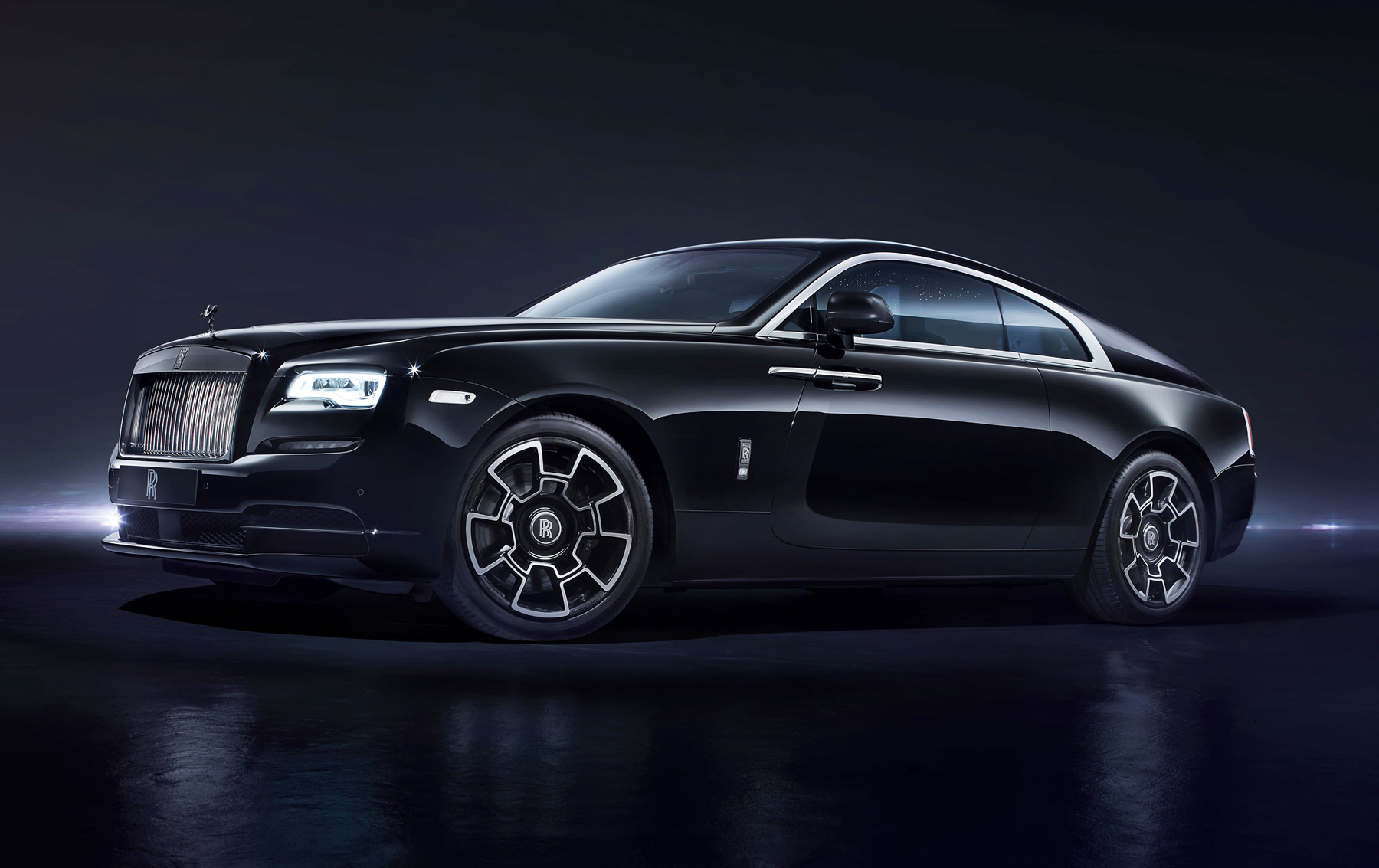 Rolls-Royce Black Badge Will Make Its South-East Asia Debut in Bangkok