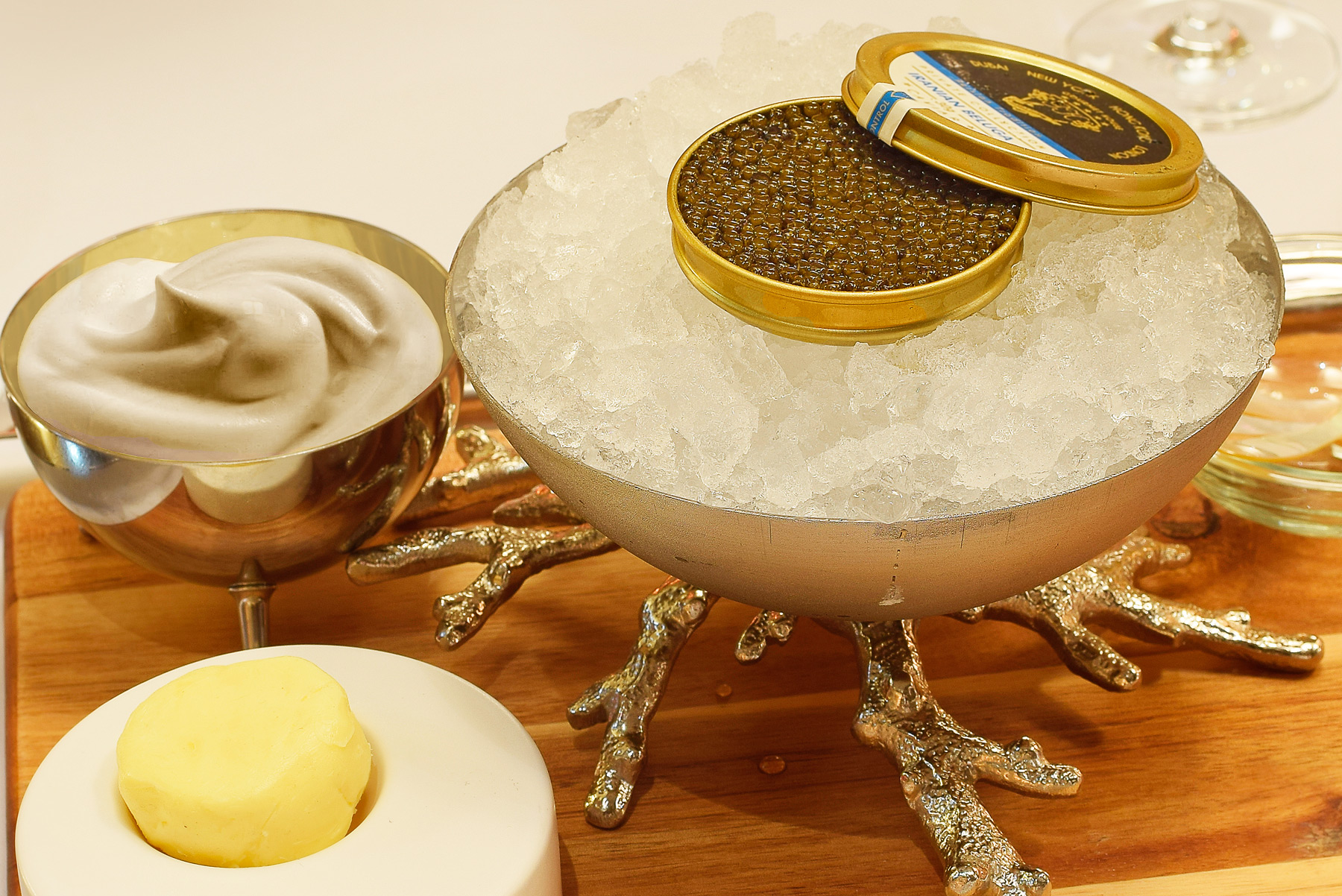Sydney's Prime Restaurant Launches A Unique Caviar Dining Experience